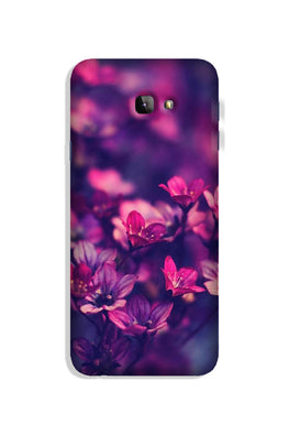 flowers Case for Galaxy J4 Plus