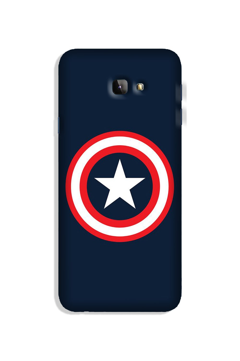 Captain America Case for Galaxy J4 Plus