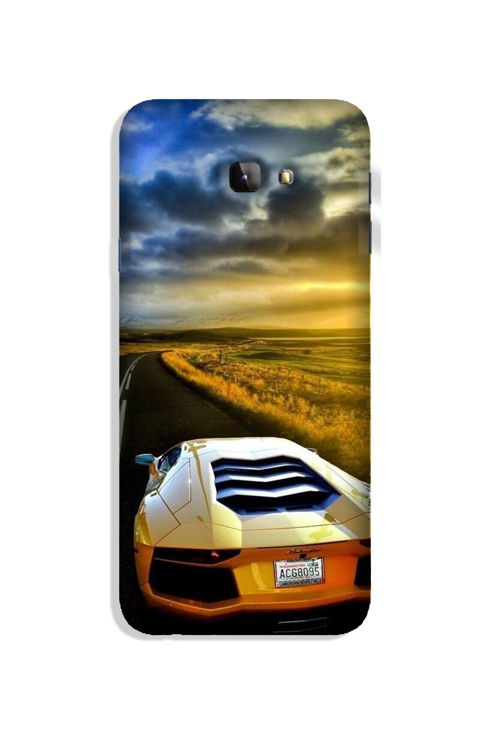 Car lovers Case for Galaxy J4 Plus