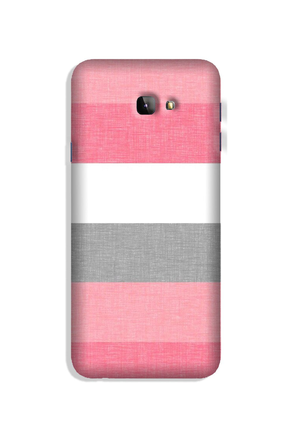 Pink white pattern Case for Galaxy J4 Plus