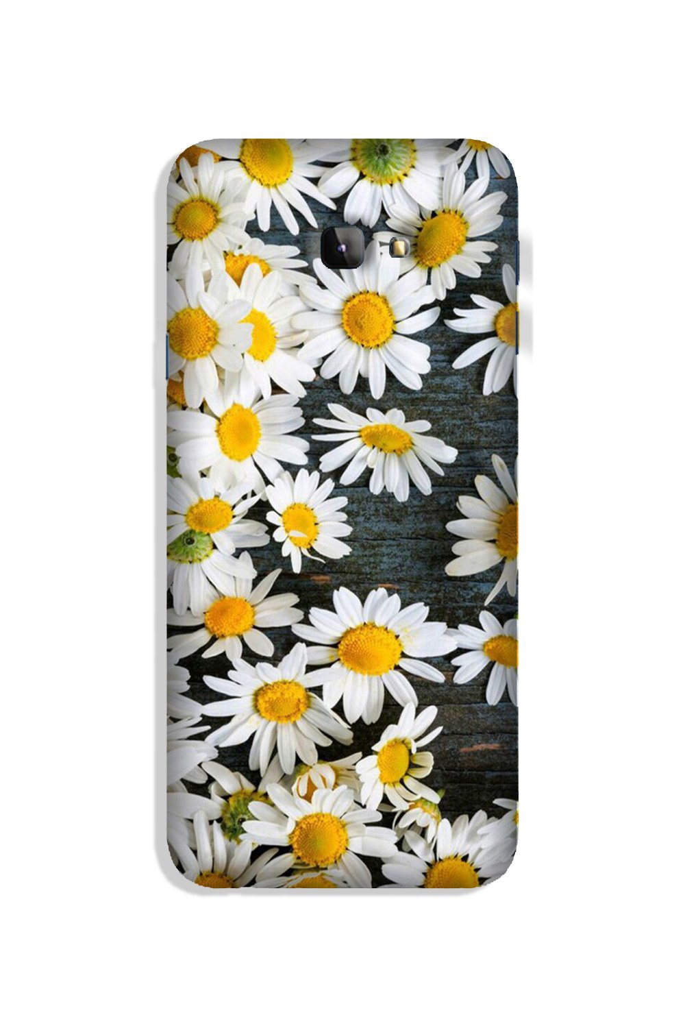 White flowers2 Case for Galaxy J4 Plus