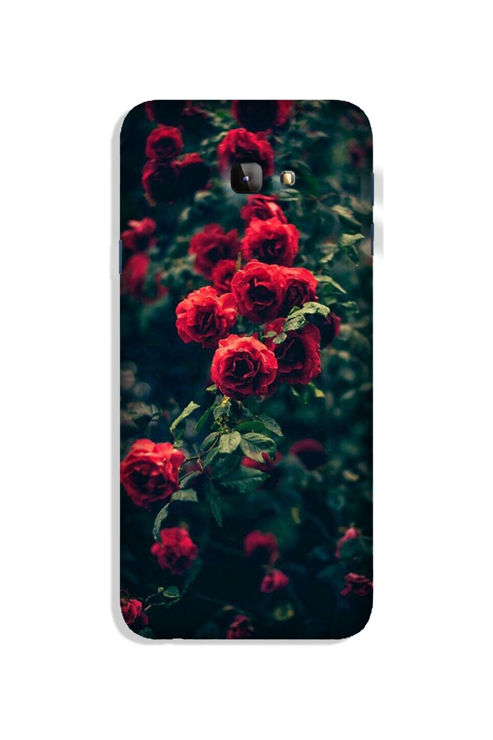 Red Rose Case for Galaxy J4 Plus