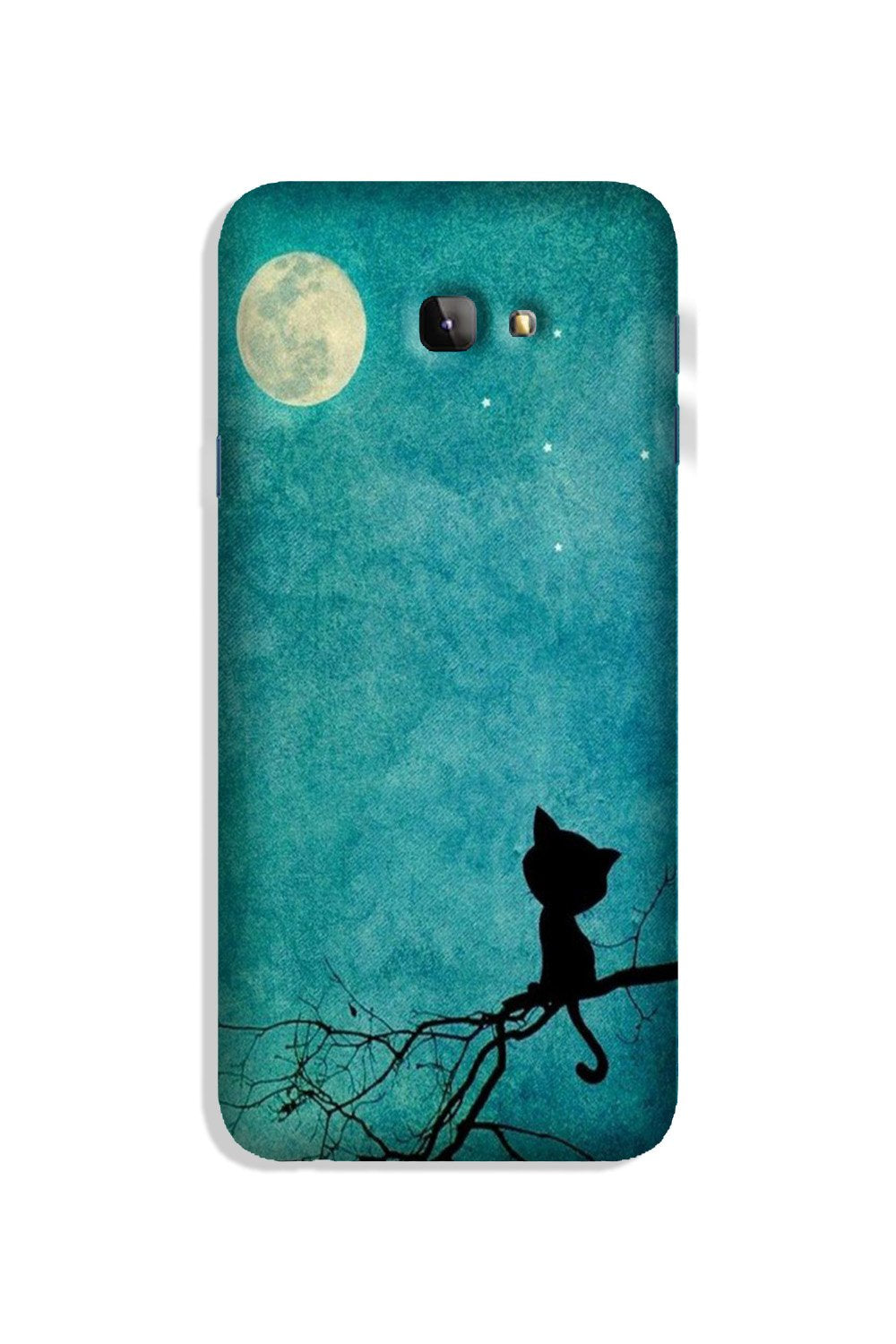 Moon cat Case for Galaxy J4 Plus