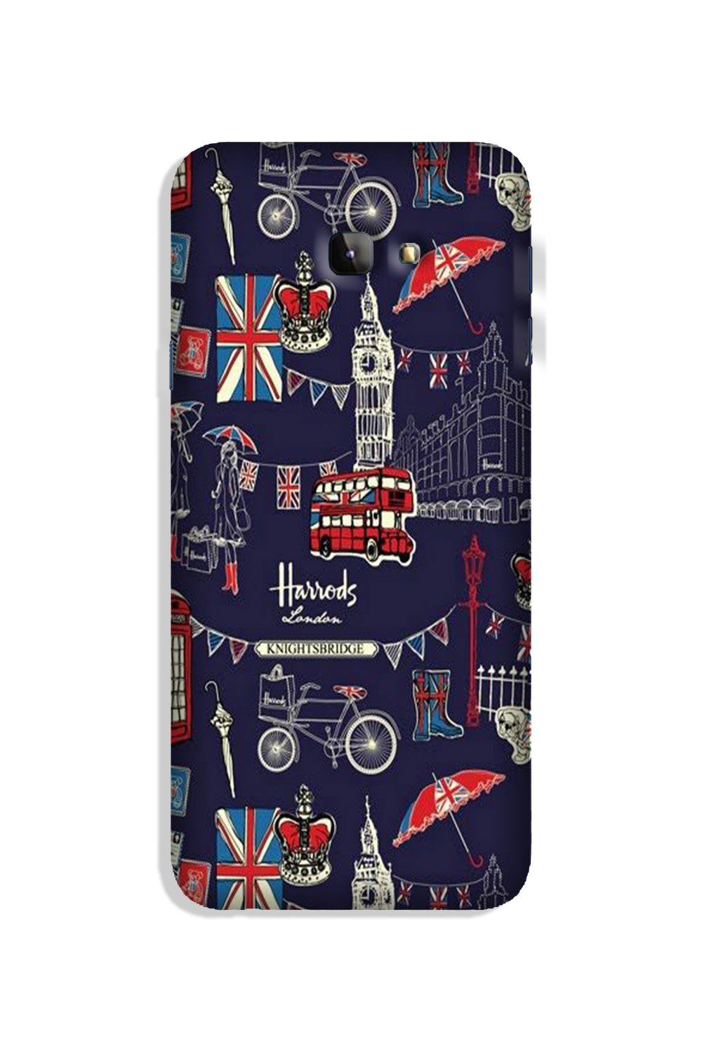 Love London Case for Galaxy J4 Plus