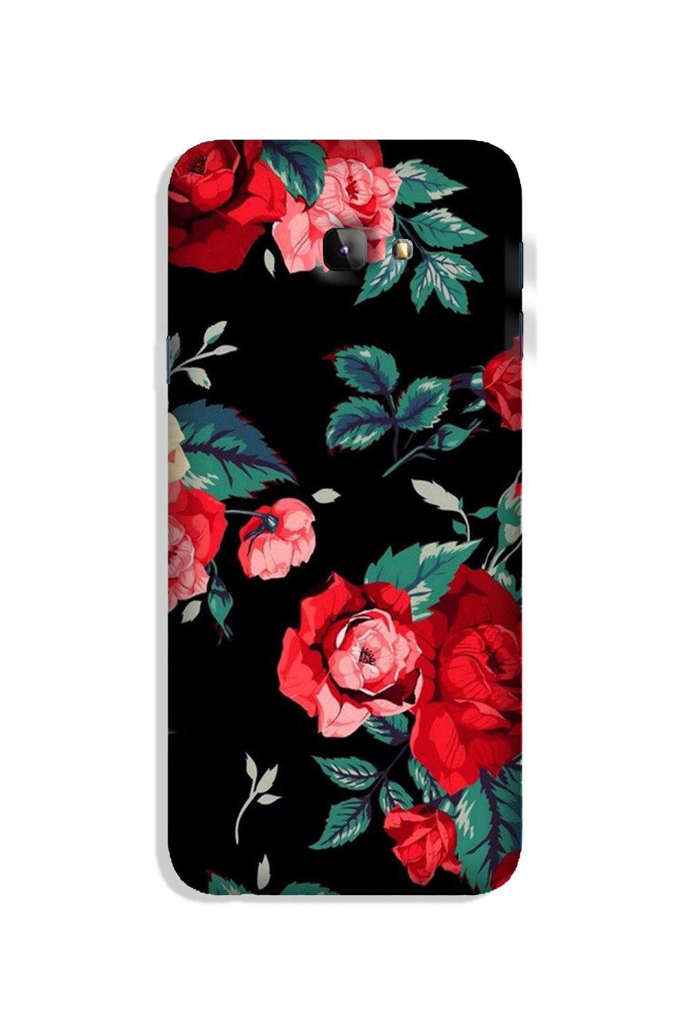 Red Rose2 Case for Galaxy J4 Plus