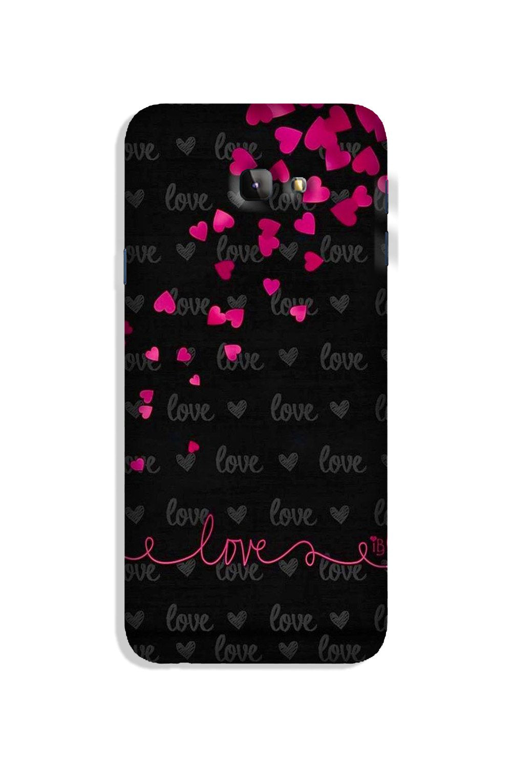 Love in Air Case for Galaxy J4 Plus