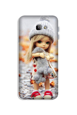 Cute Doll Case for Galaxy J4 Plus