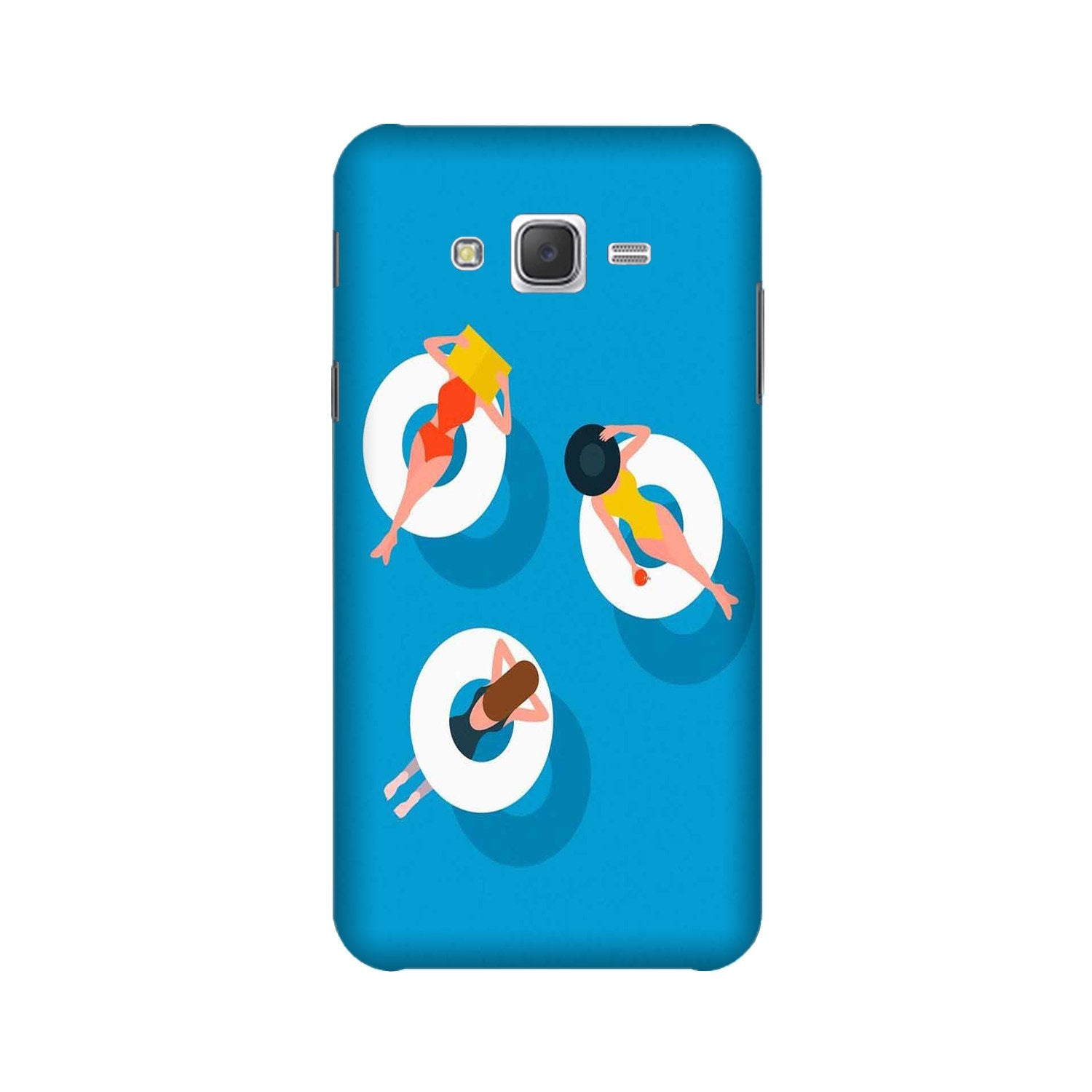 Girlish Mobile Back Case for Galaxy A3 (2015) (Design - 306)