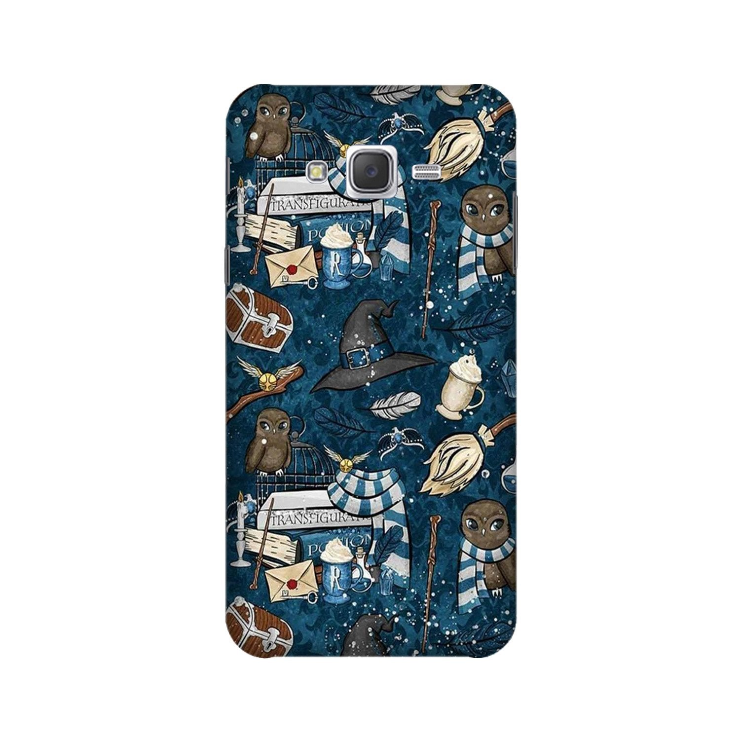 Magic Mobile Back Case for Galaxy A3 (2015) (Design - 313)