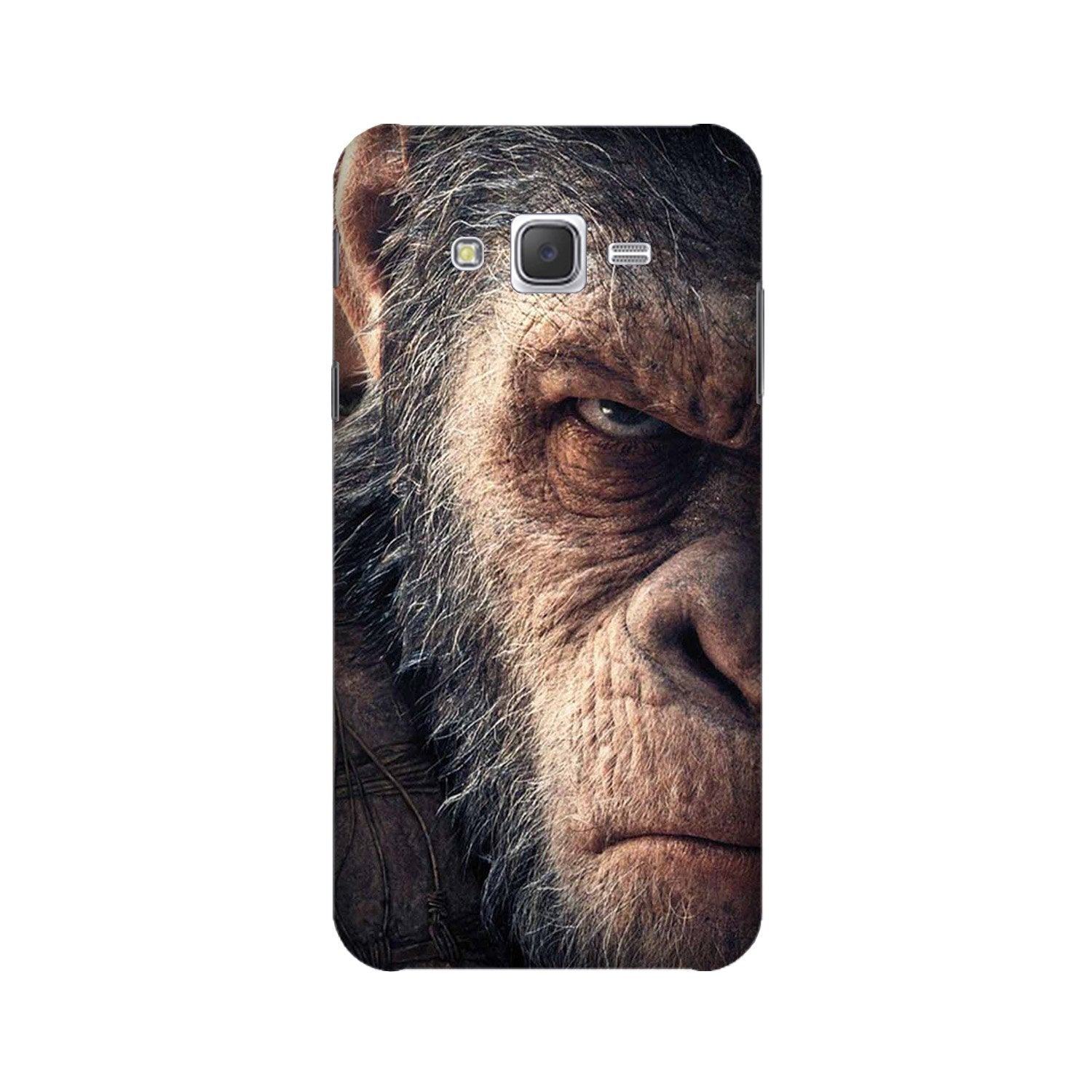 Angry Ape Mobile Back Case for Galaxy A3 (2015) (Design - 316)