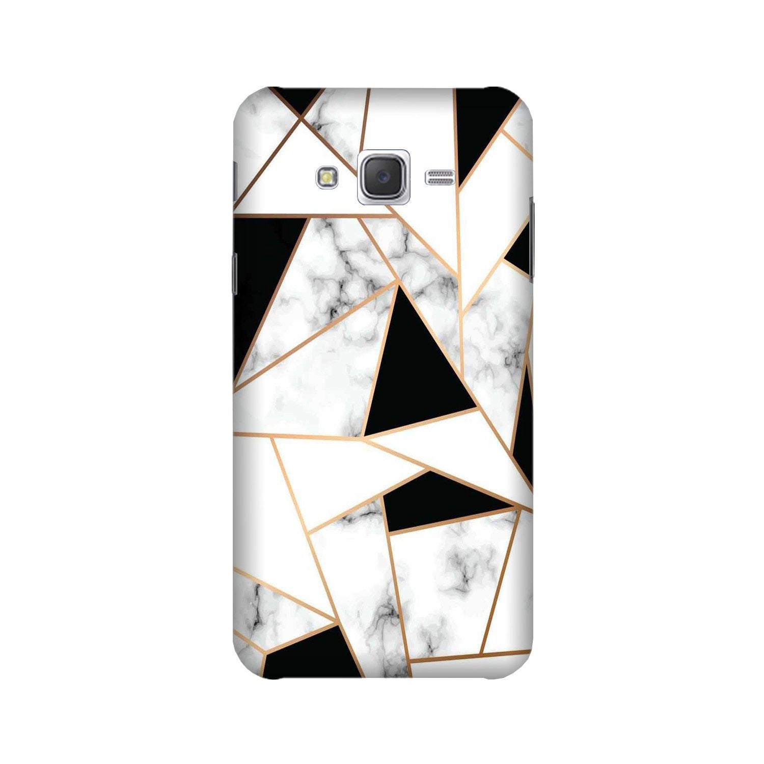 Marble Texture Mobile Back Case for Galaxy A3 (2015) (Design - 322)