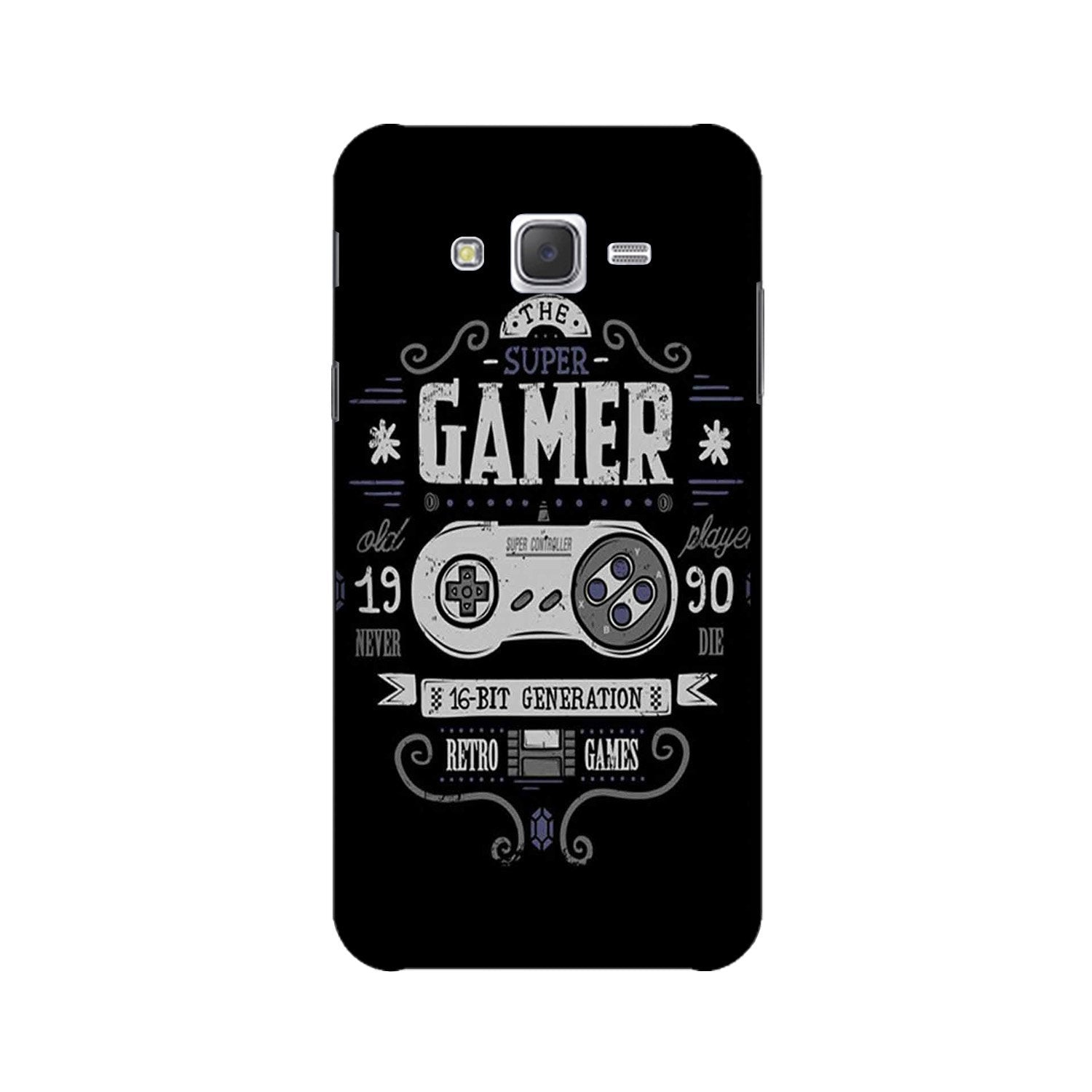 Gamer Mobile Back Case for Galaxy A3 (2015) (Design - 330)