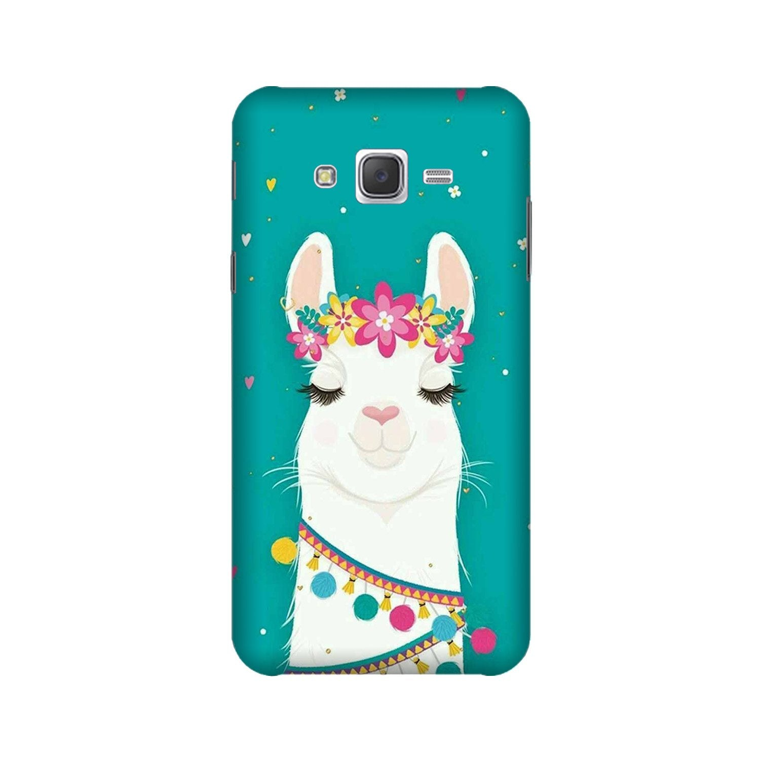 Camel Mobile Back Case for Galaxy A3 (2015) (Design - 331)