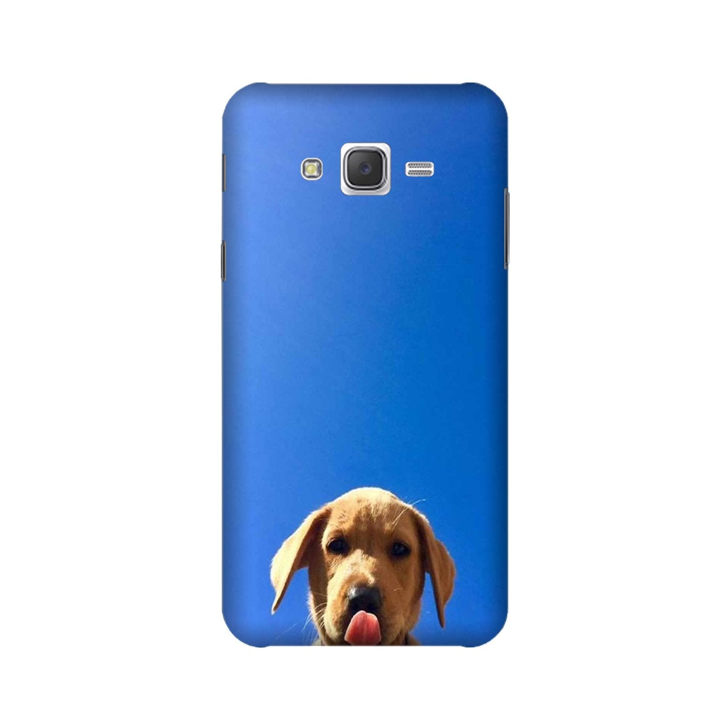 Dog Mobile Back Case for Galaxy A3 (2015) (Design - 332)