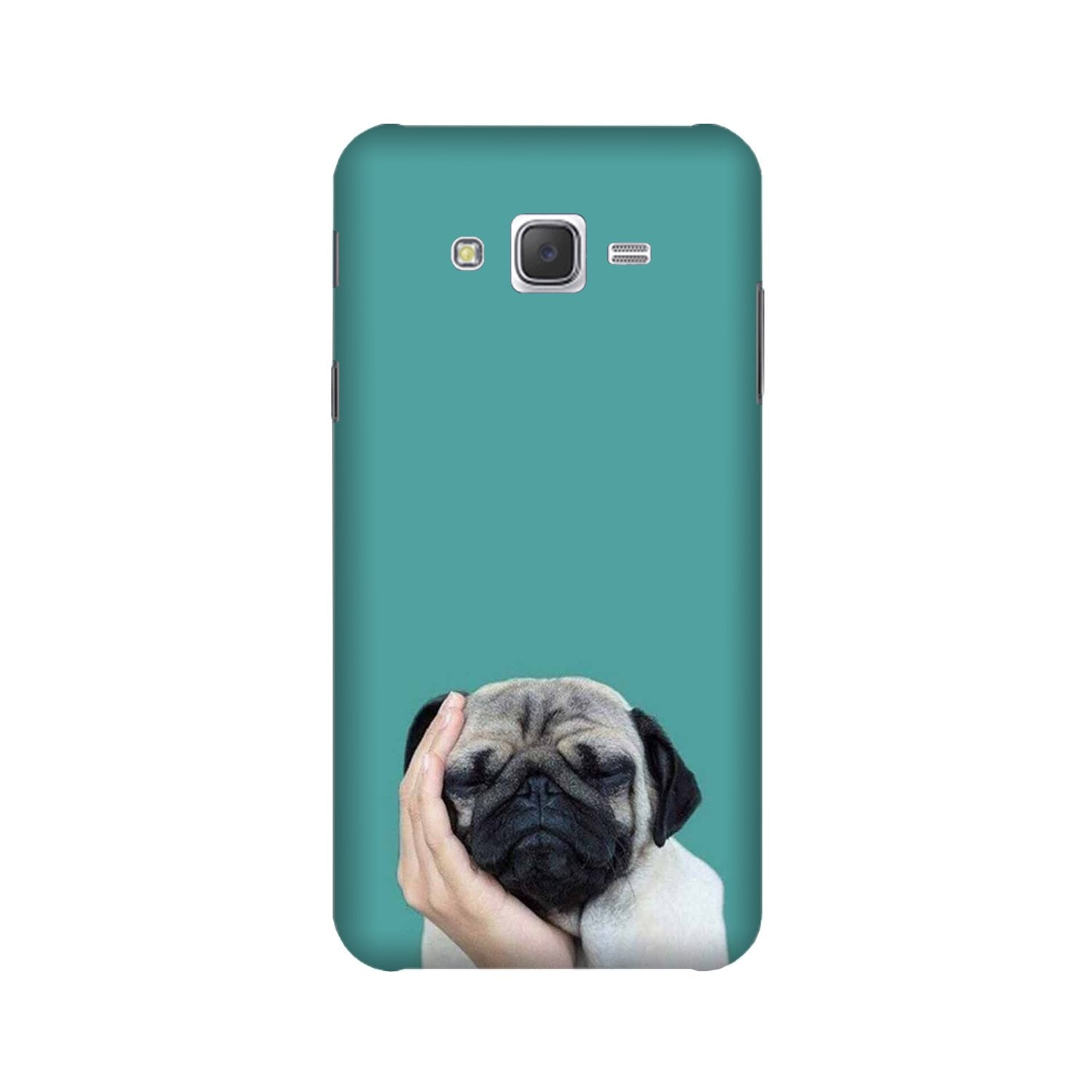Puppy Mobile Back Case for Galaxy A3 (2015) (Design - 333)