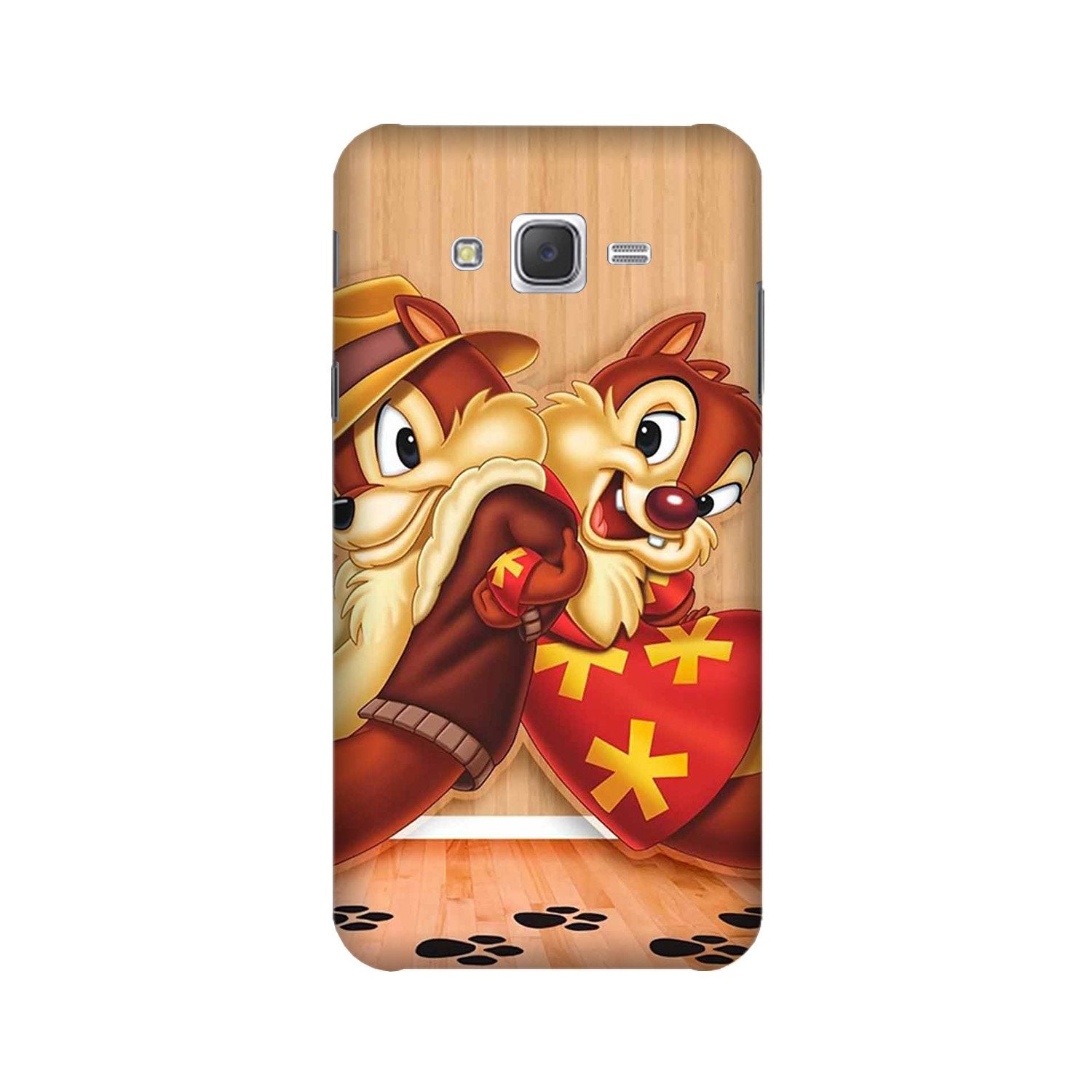 Chip n Dale Mobile Back Case for Galaxy A3 (2015) (Design - 335)