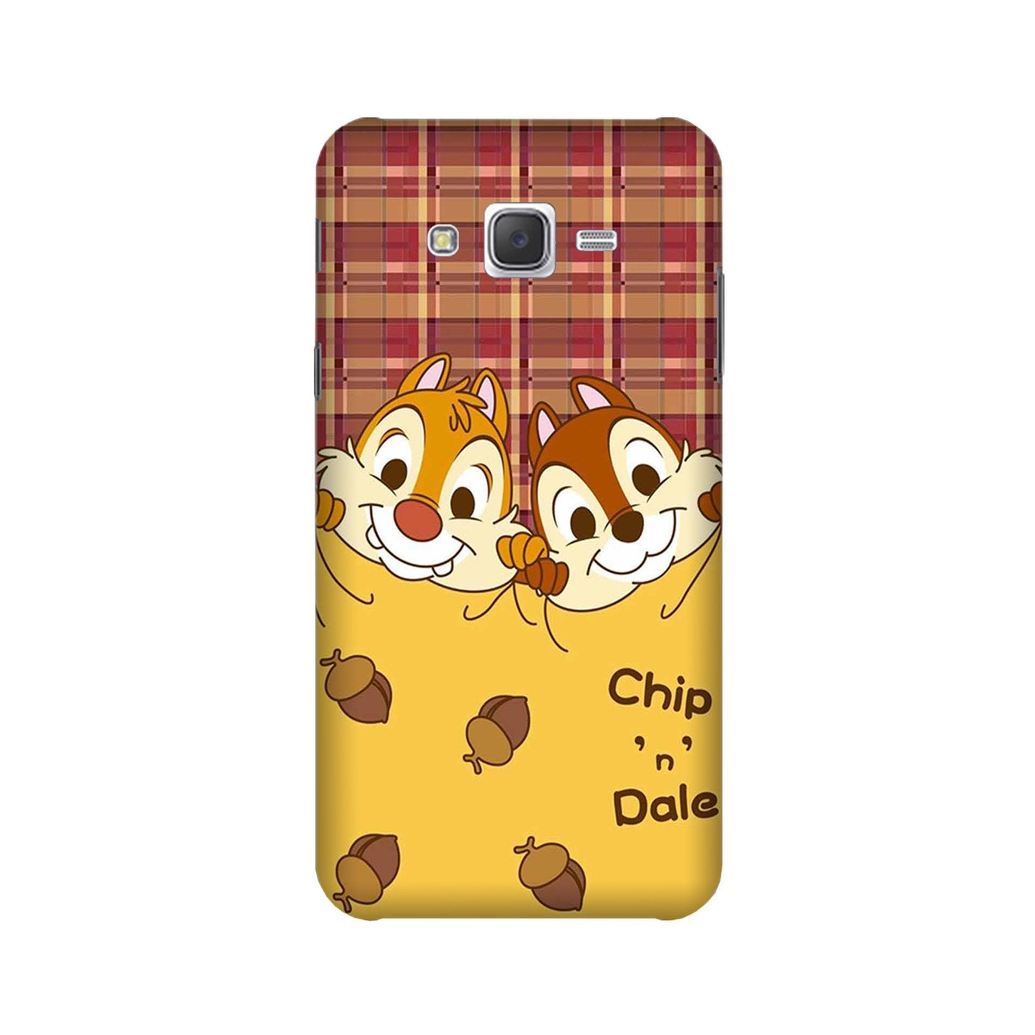 Chip n Dale Mobile Back Case for Galaxy A3 (2015) (Design - 342)