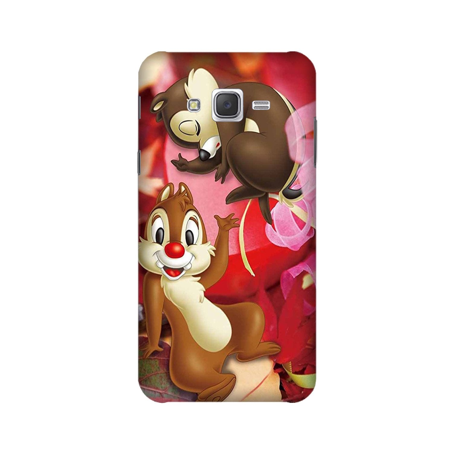 Chip n Dale Mobile Back Case for Galaxy A3 (2015) (Design - 349)