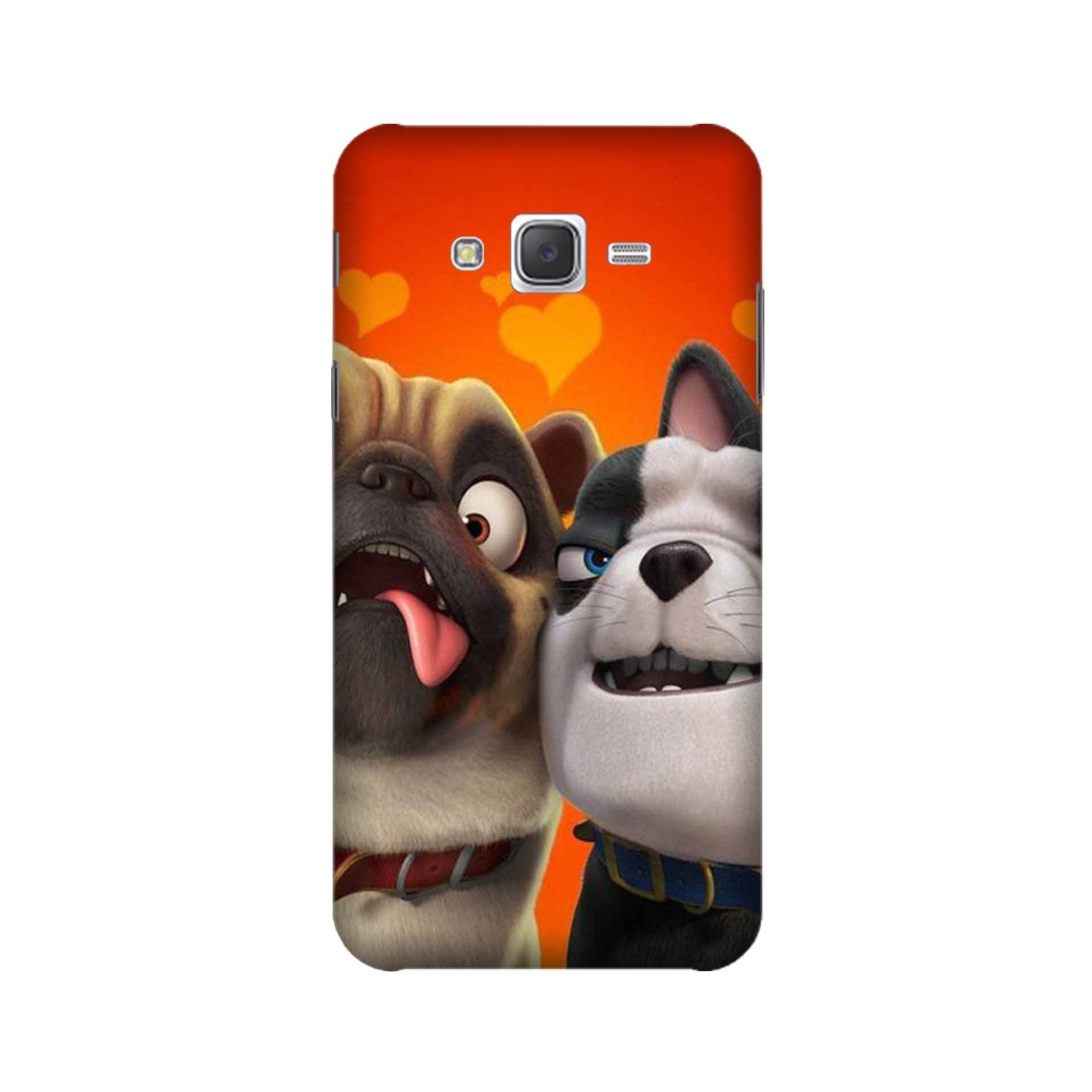 Dog Puppy Mobile Back Case for Galaxy A3 (2015) (Design - 350)