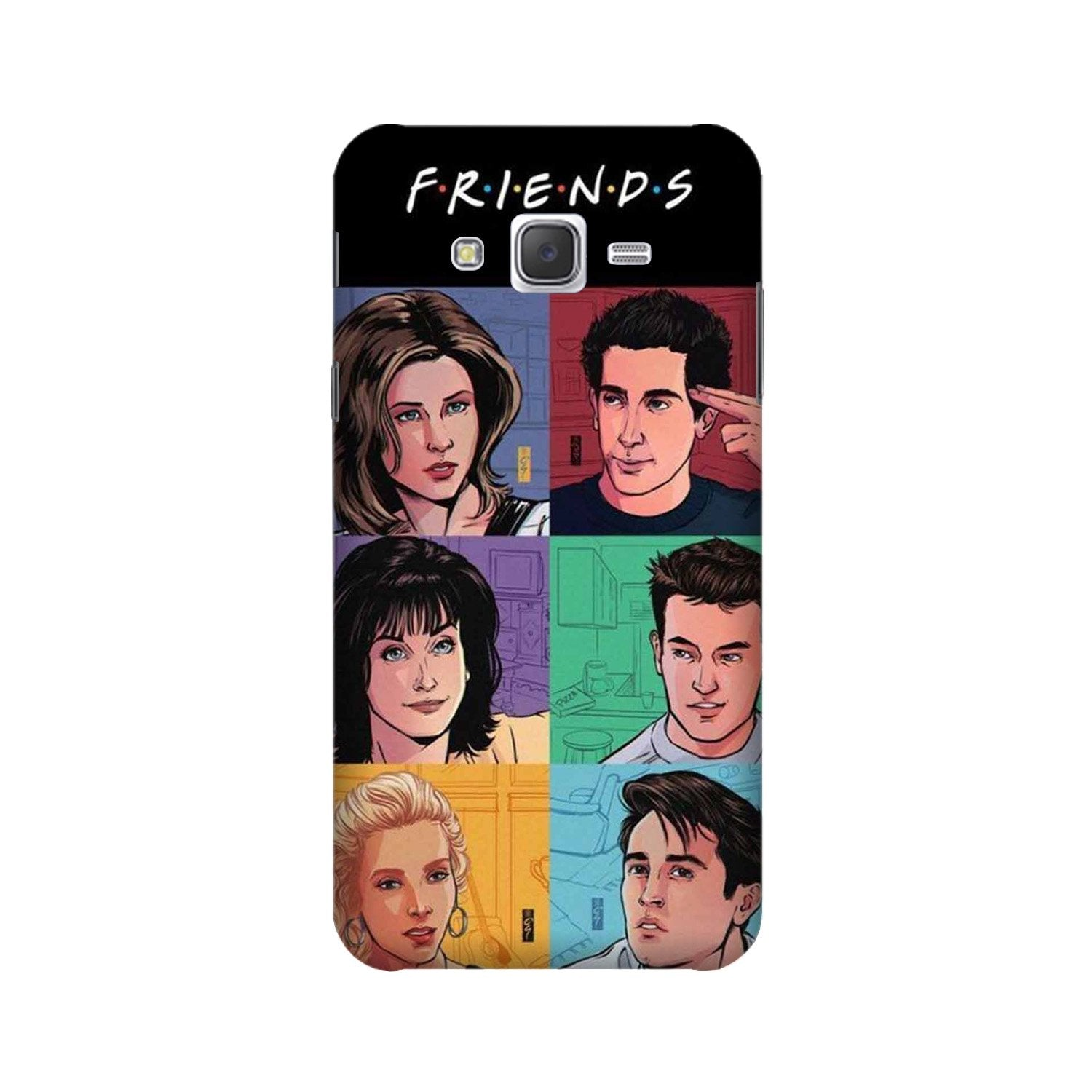 Friends Mobile Back Case for Galaxy A3 (2015) (Design - 357)