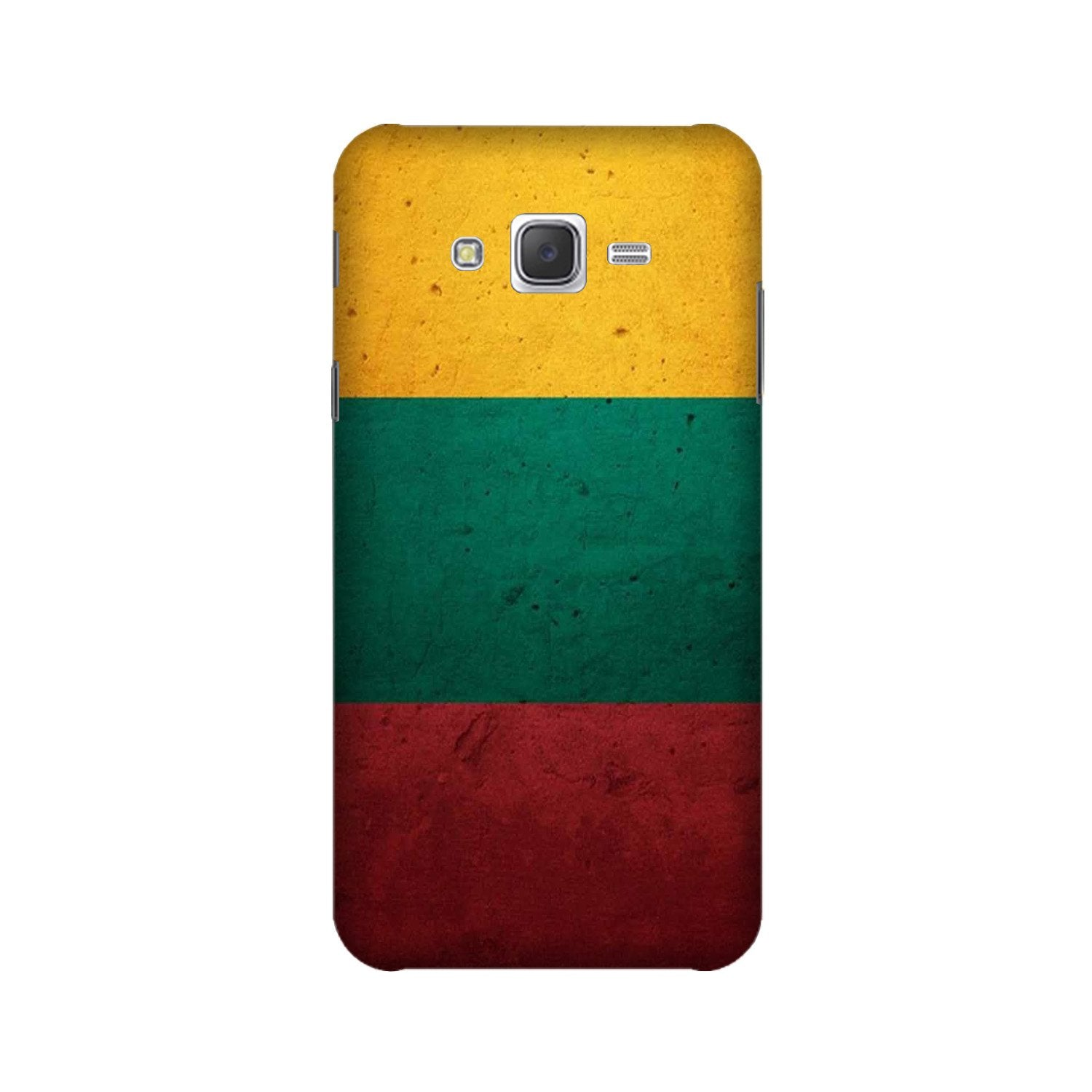 Color Pattern Mobile Back Case for Galaxy A3 (2015) (Design - 374)