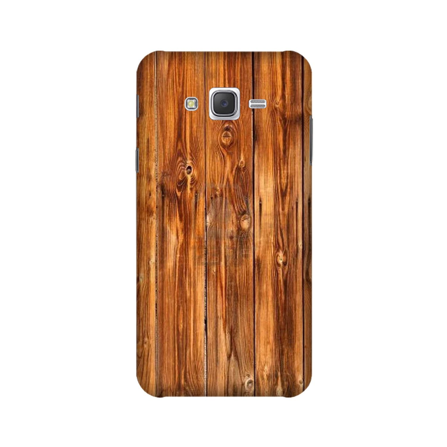 Wooden Texture Mobile Back Case for Galaxy A3 (2015) (Design - 376)