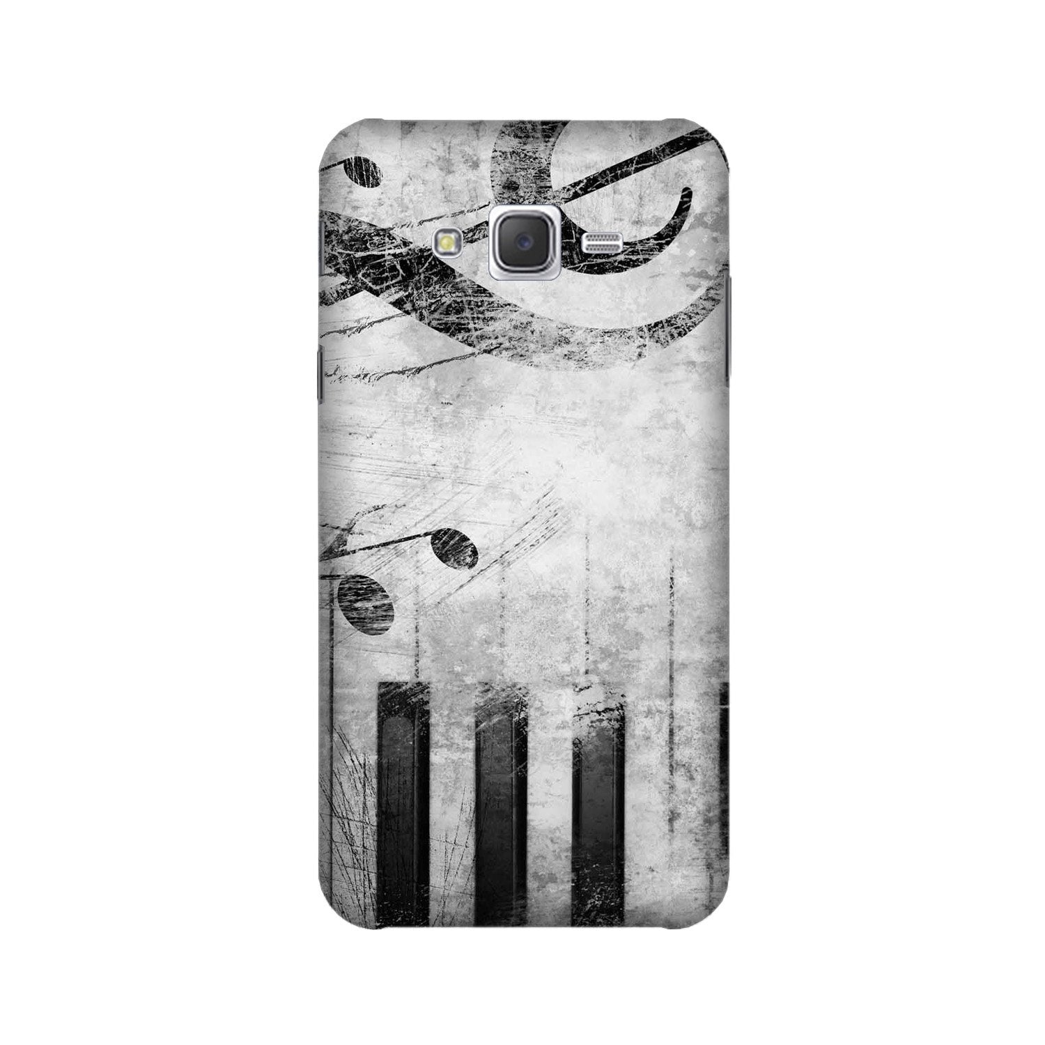 Music Mobile Back Case for Galaxy A3 (2015) (Design - 394)