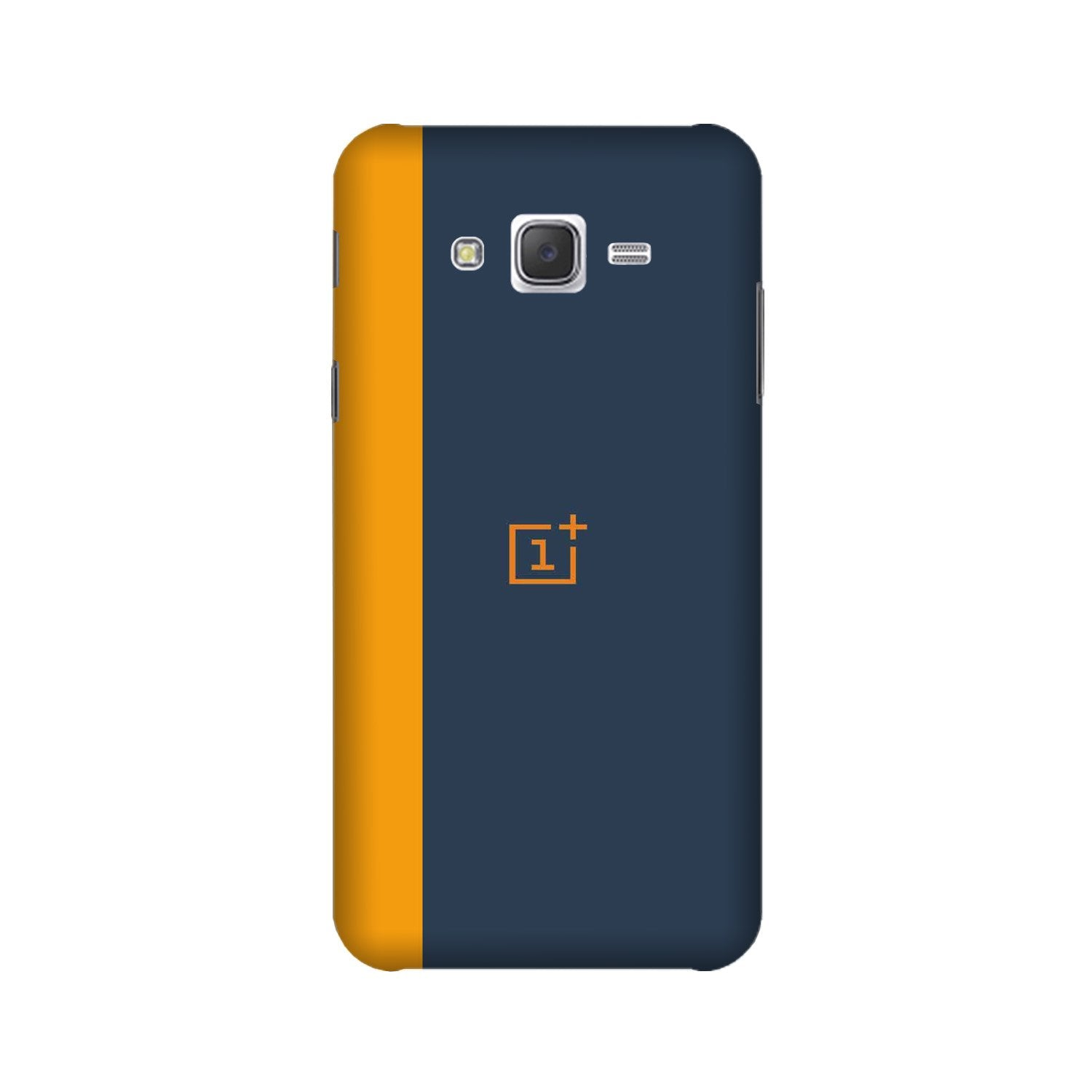 Oneplus Logo Mobile Back Case for Galaxy A3 (2015) (Design - 395)