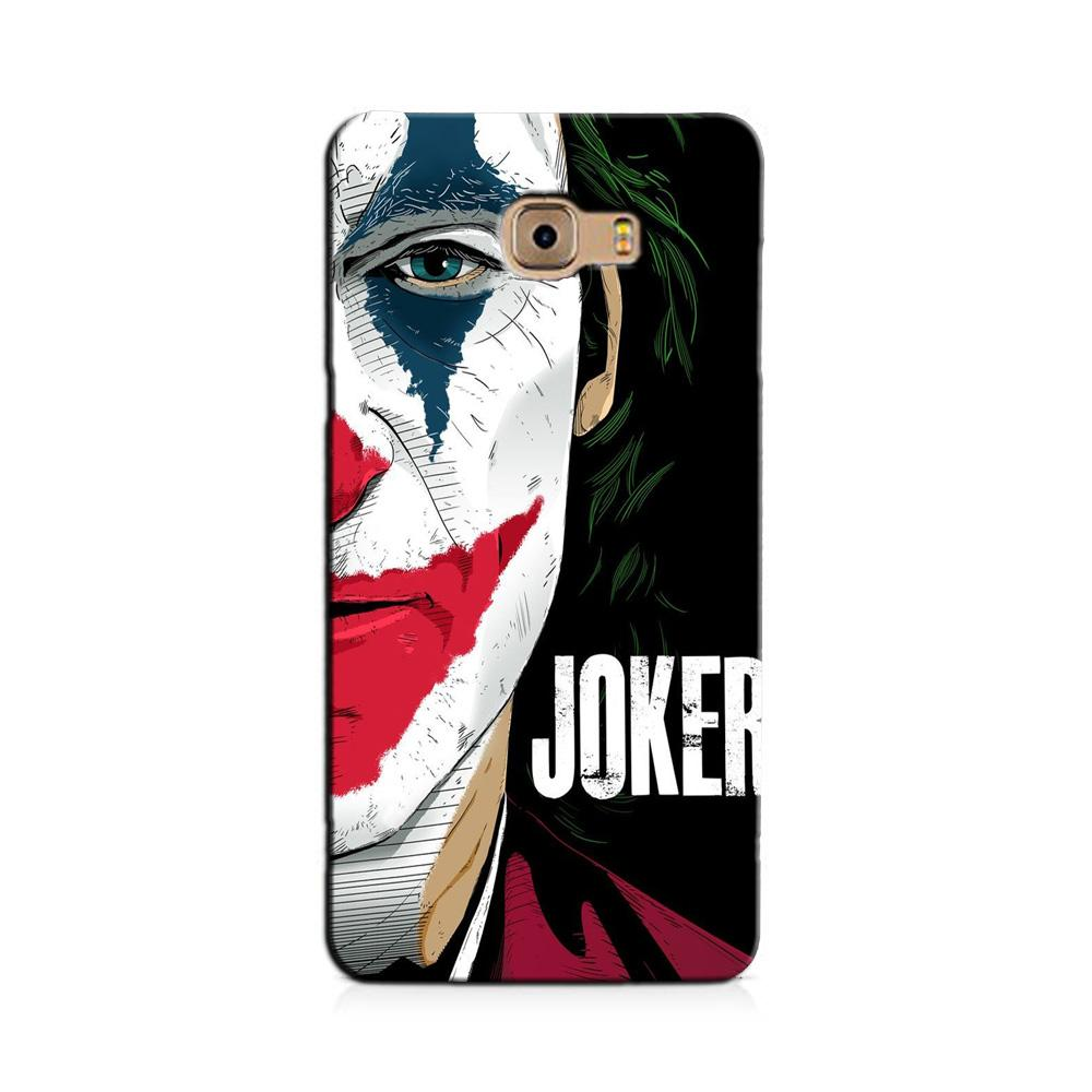 Joker Mobile Back Case for Galaxy J7 Prime   (Design - 301)