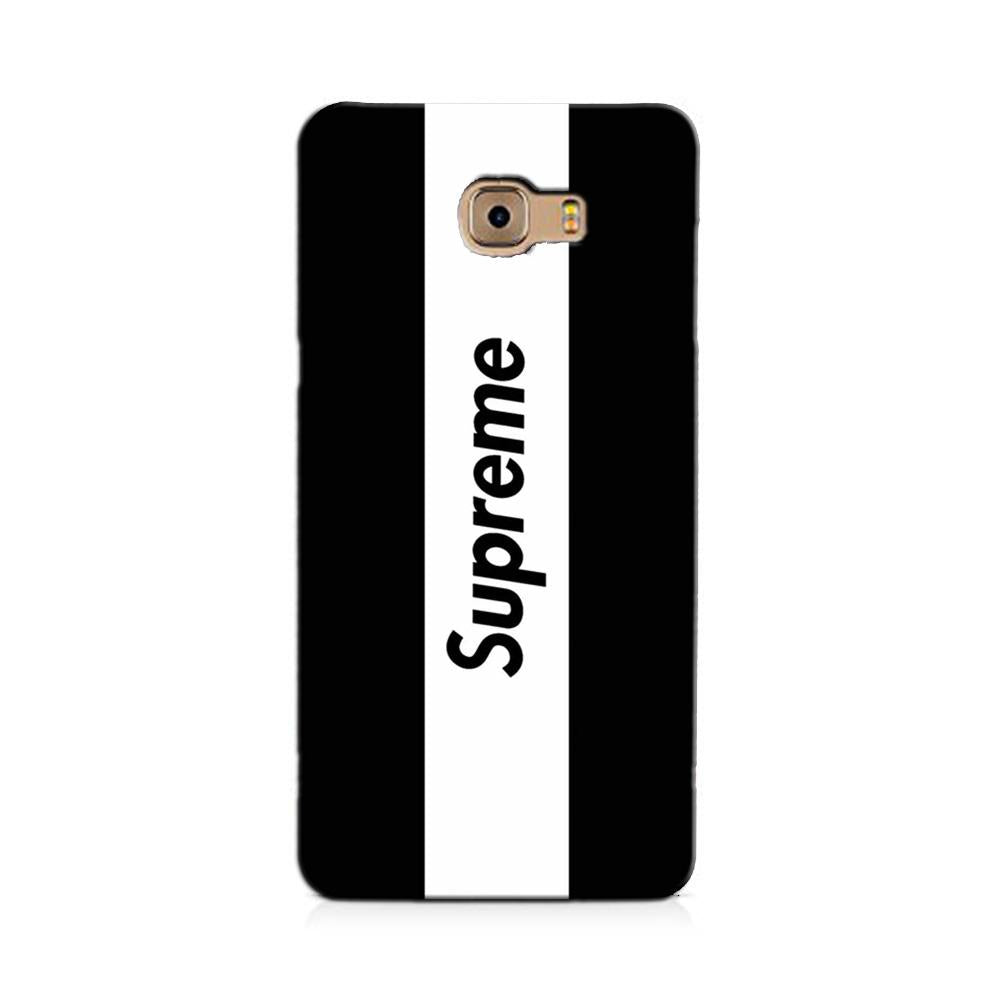 Supreme Mobile Back Case for Galaxy J7 Prime   (Design - 388)