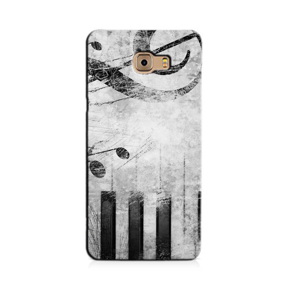 Music Mobile Back Case for Galaxy J7 Prime   (Design - 394)