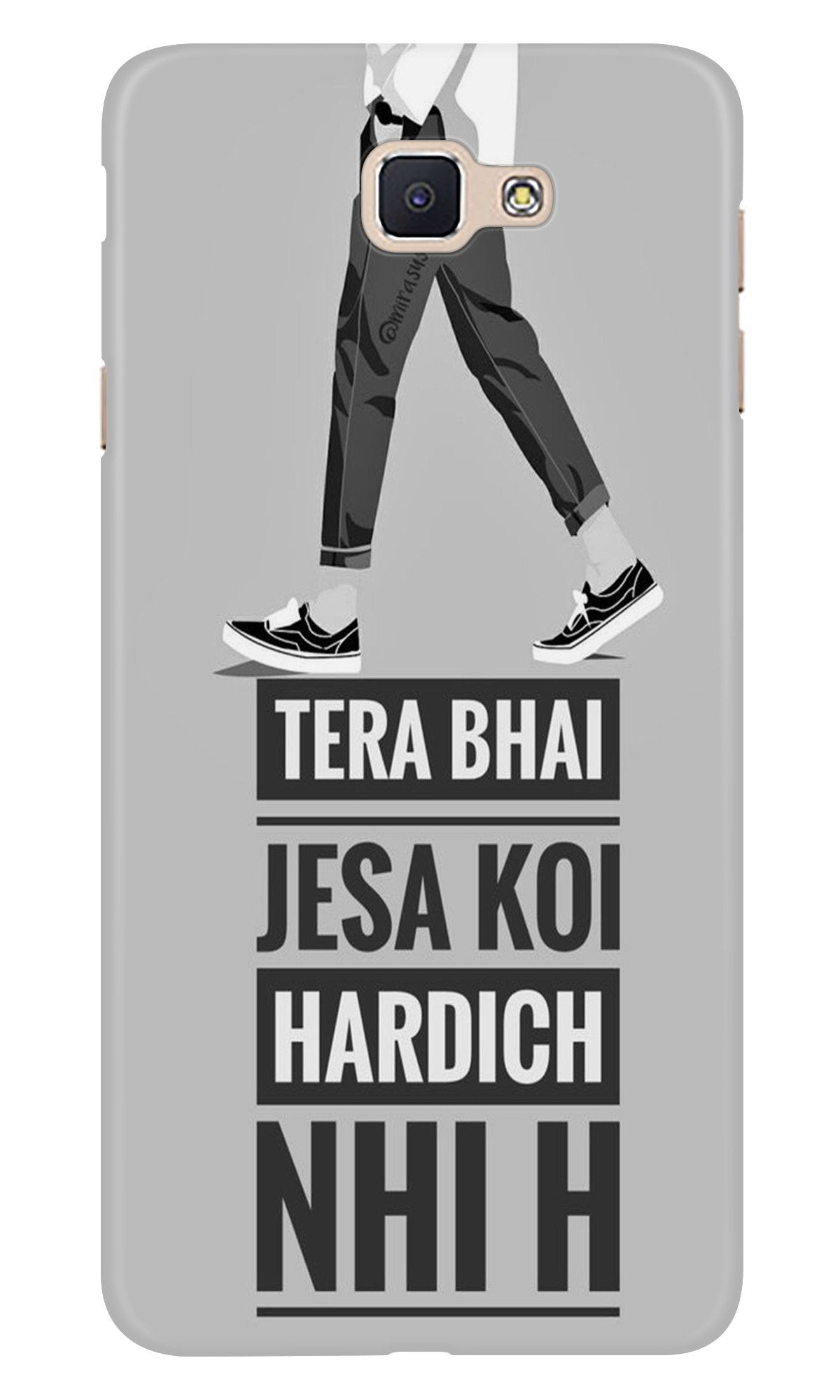 Hardich Nahi Case for Samsung Galaxy C9 Pro (Design No. 214)