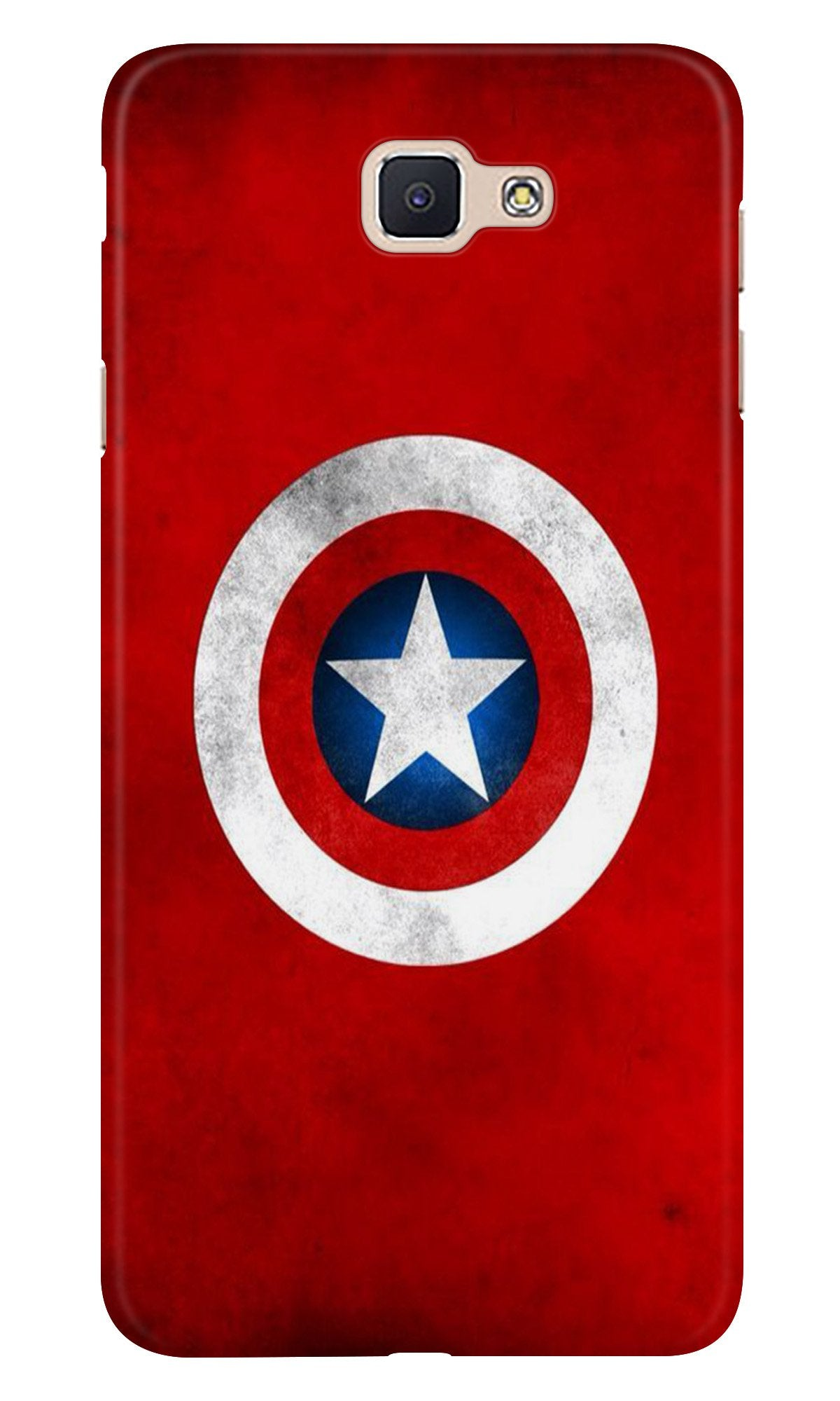 Captain America Case for Samsung Galaxy C7 Pro (Design No. 249)