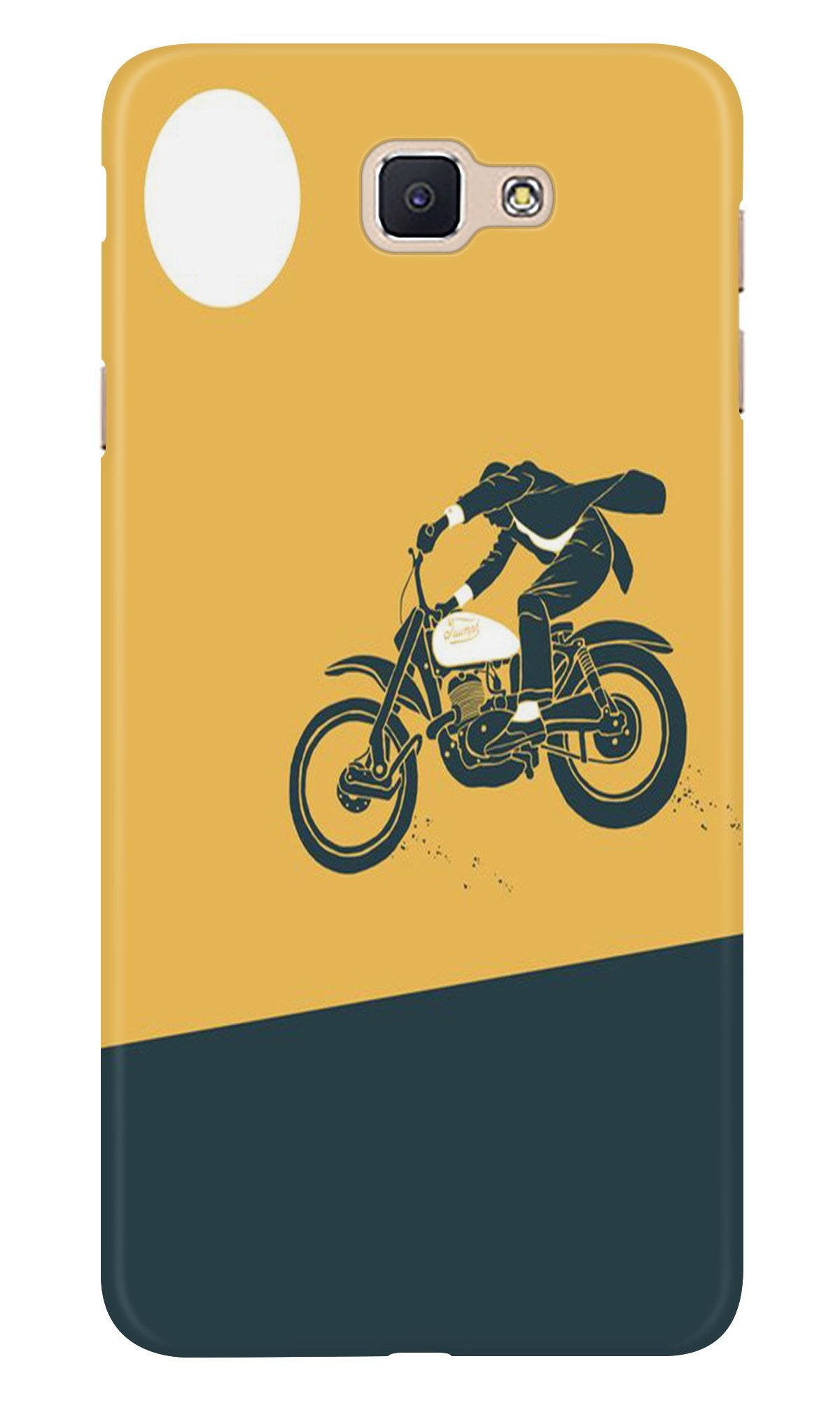 Bike Lovers Case for Samsung Galaxy A9 Pro (Design No. 256)
