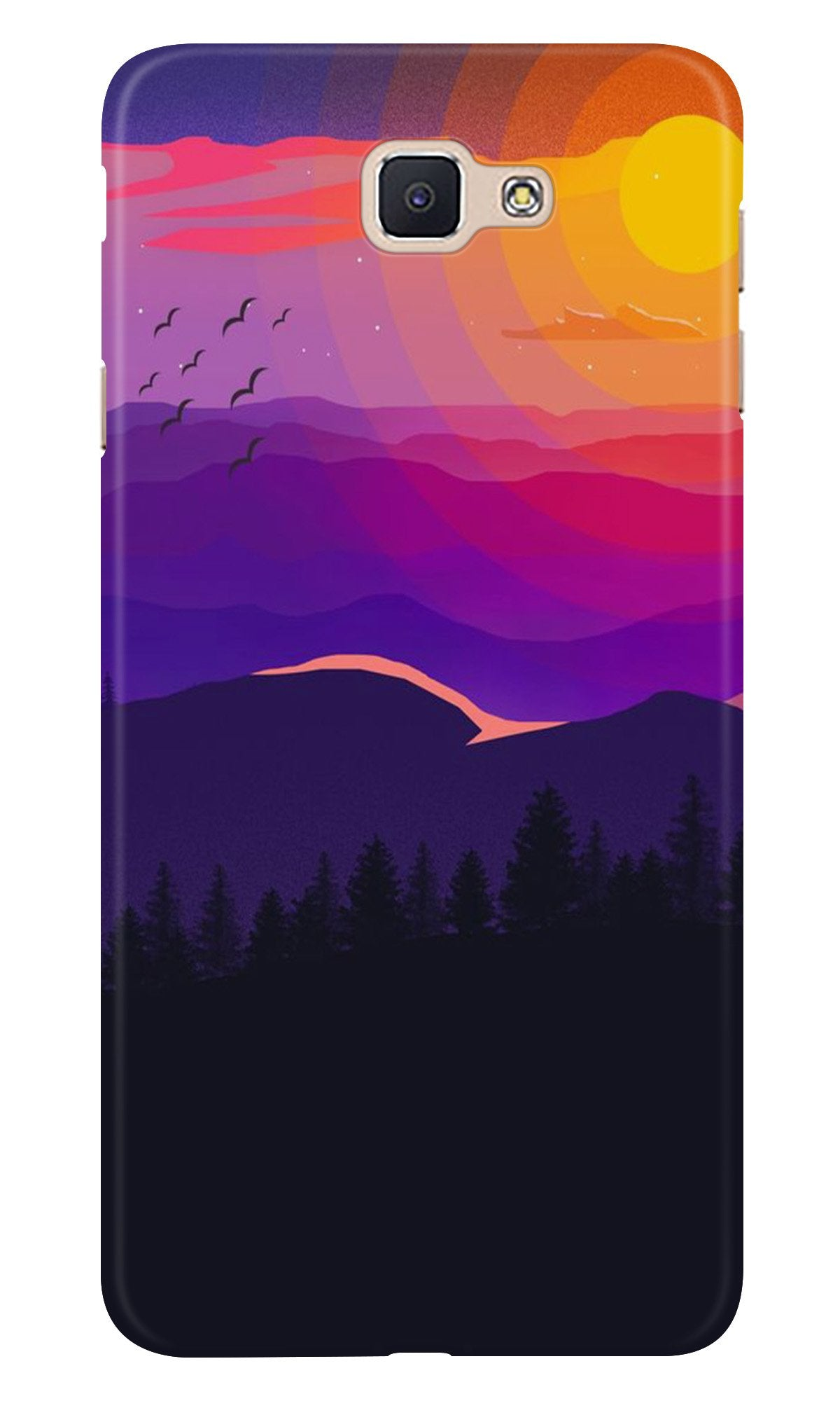 Sun Set Case for Samsung Galaxy A9 Pro (Design No. 279)