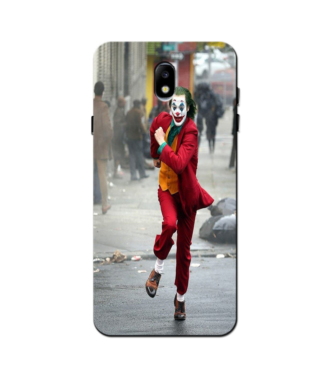 Joker Mobile Back Case for Galaxy J5 Pro  (Design - 303)