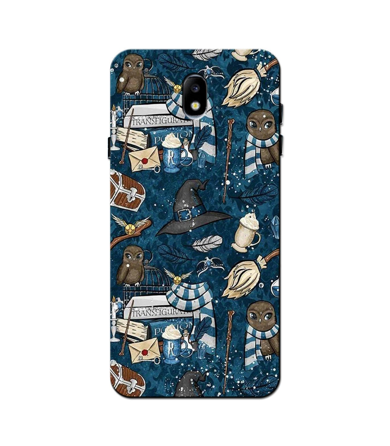 Magic Mobile Back Case for Galaxy J5 Pro  (Design - 313)