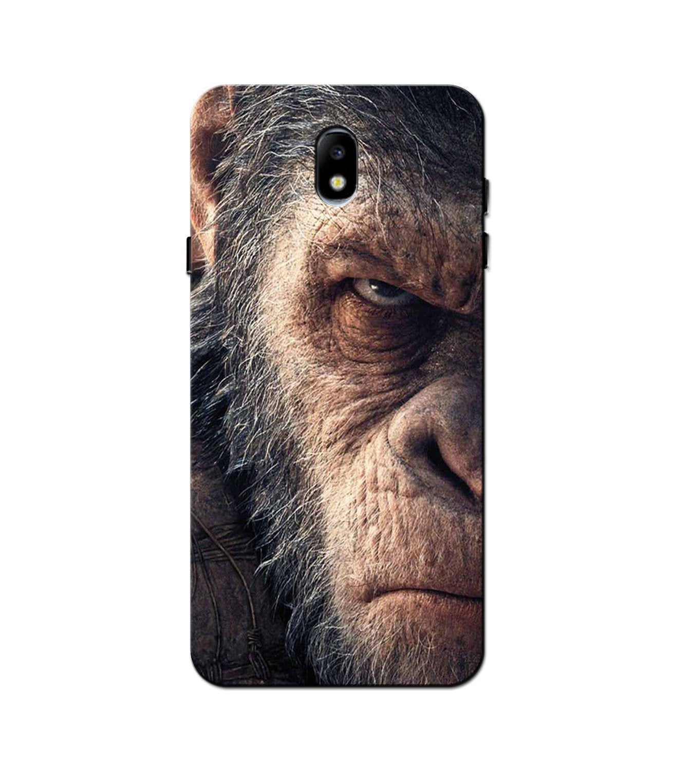 Angry Ape Mobile Back Case for Galaxy J7 Pro   (Design - 316)