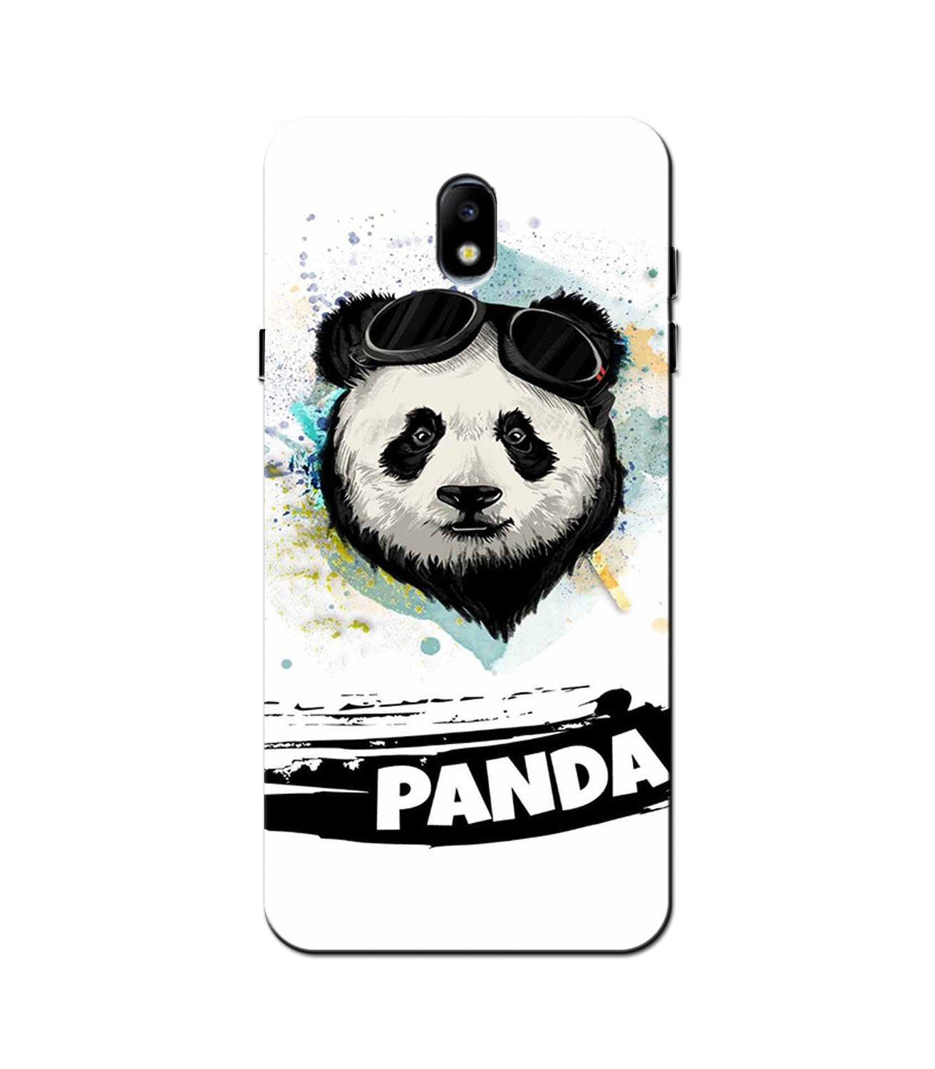 Panda Mobile Back Case for Galaxy J5 Pro  (Design - 319)