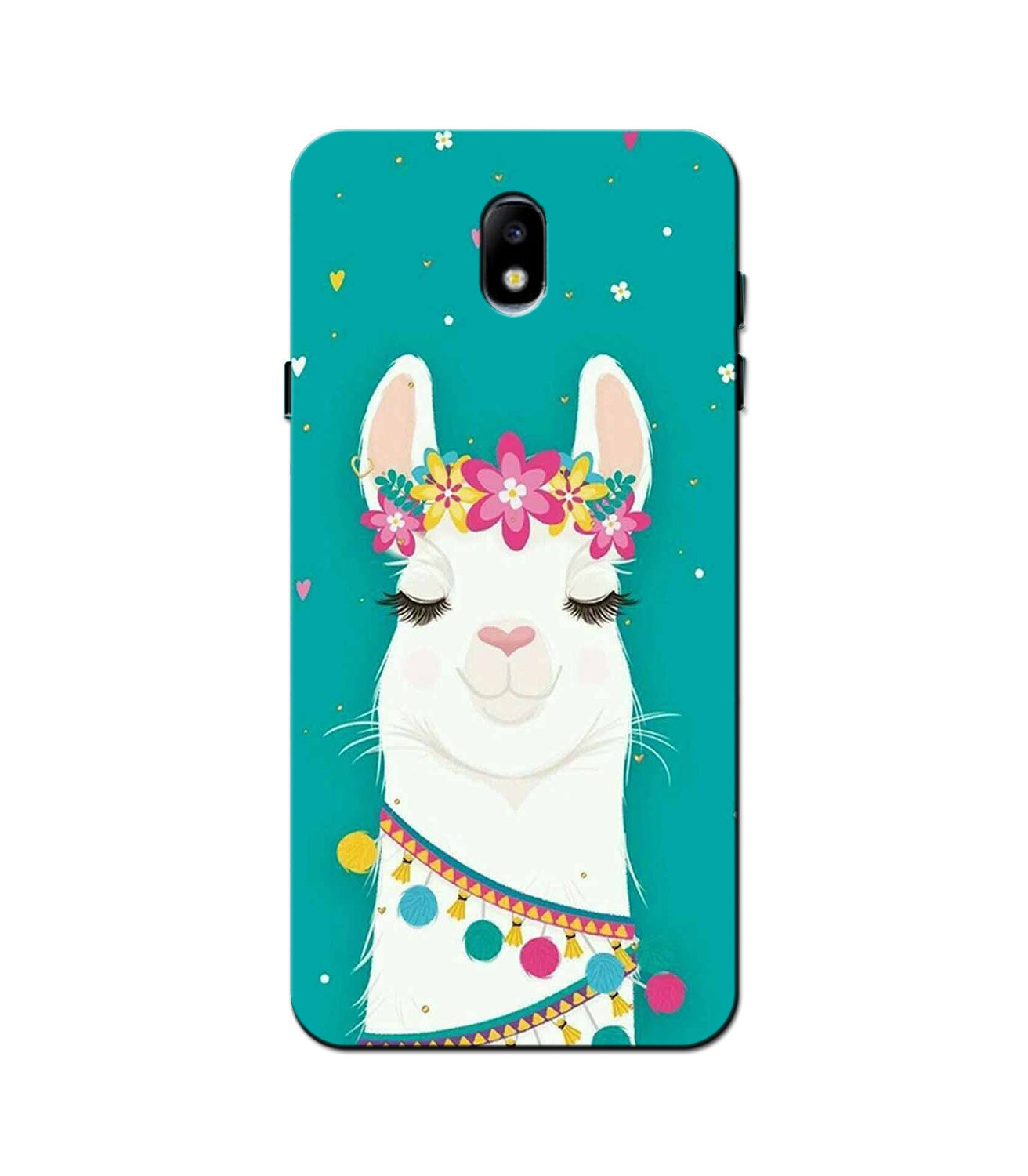 Camel Mobile Back Case for Galaxy J5 Pro  (Design - 331)