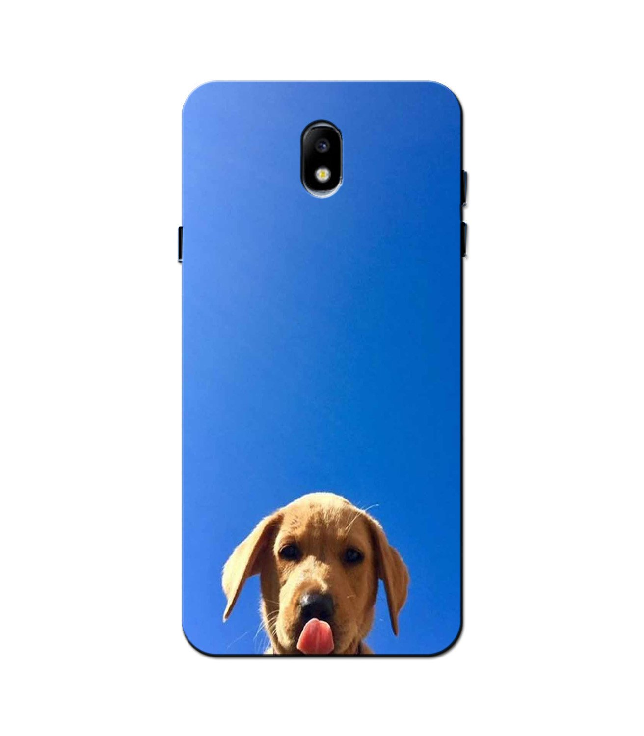 Dog Mobile Back Case for Galaxy J5 Pro  (Design - 332)