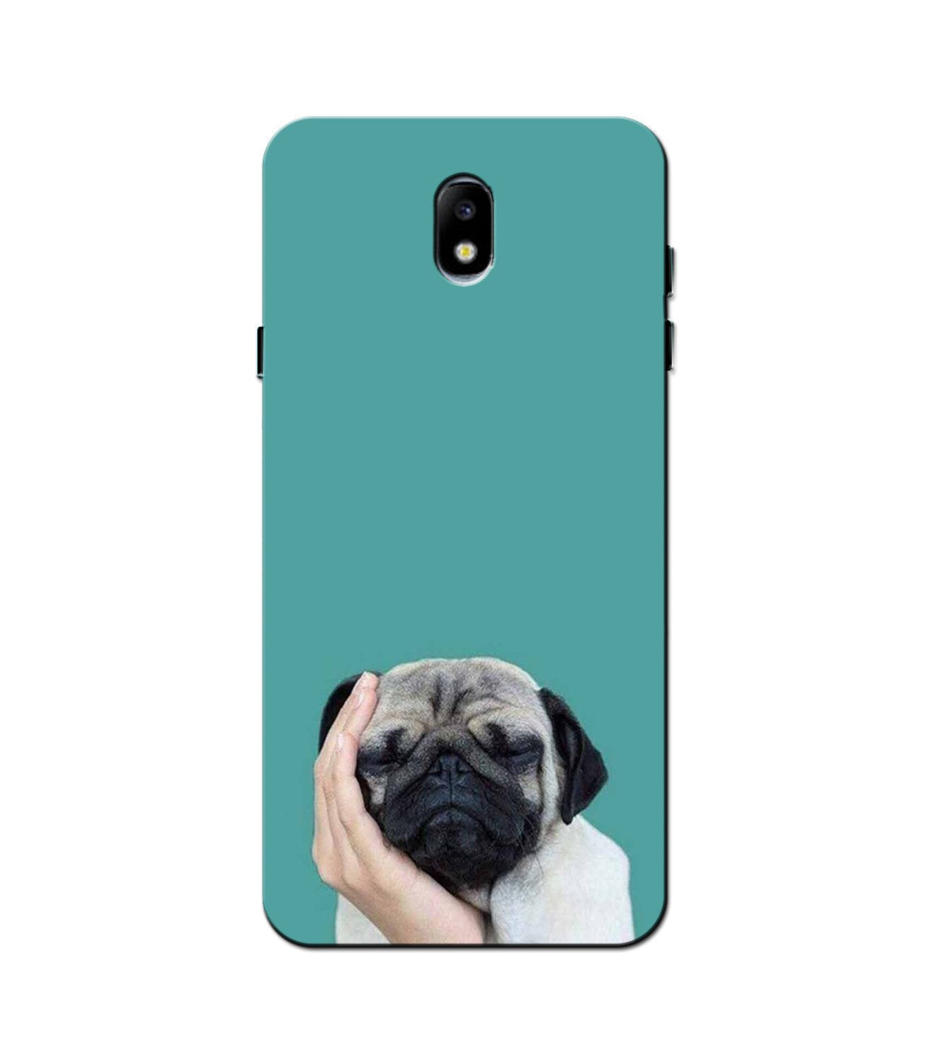 Puppy Mobile Back Case for Galaxy J3 Pro  (Design - 333)