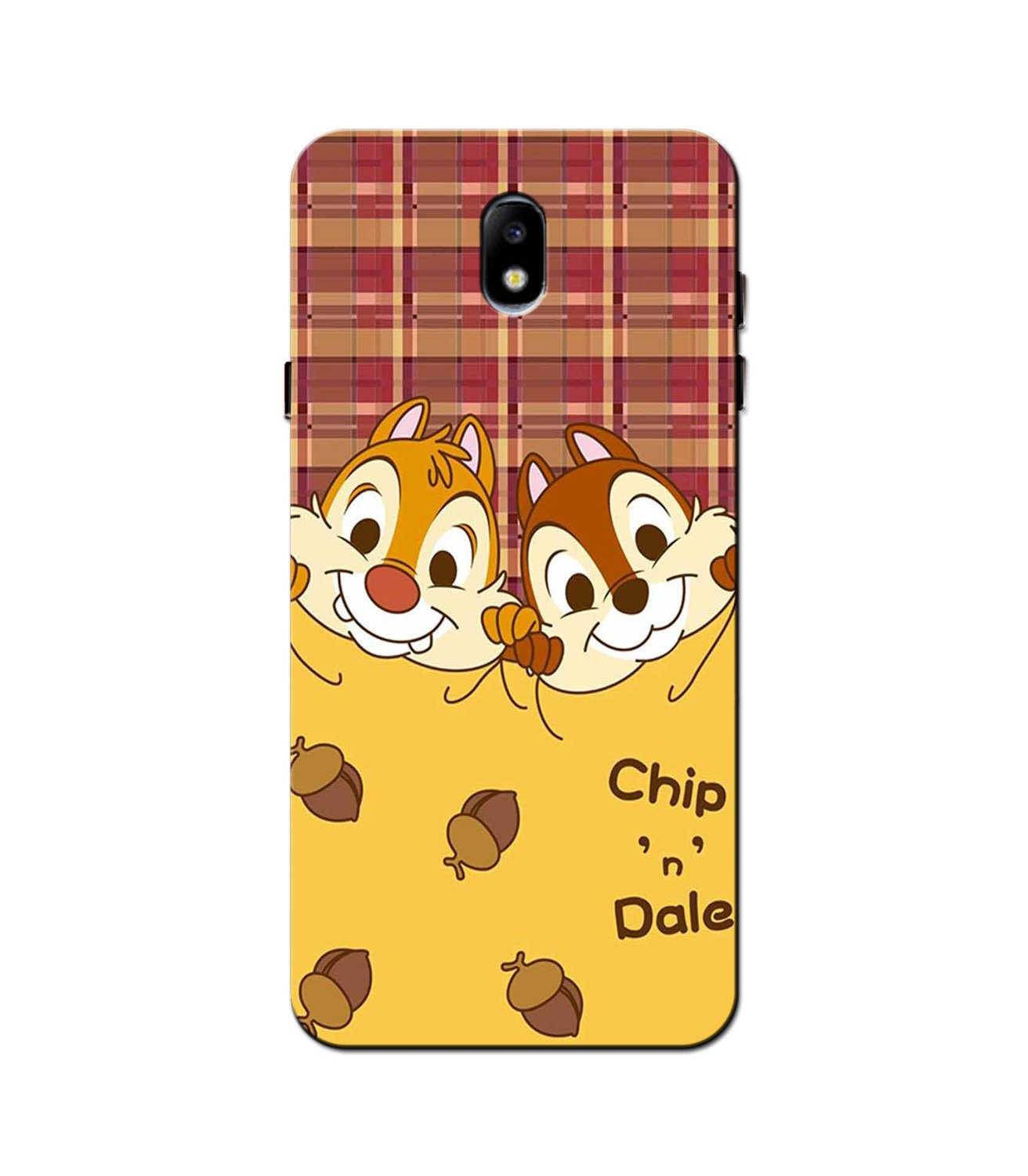 Chip n Dale Mobile Back Case for Galaxy J5 Pro  (Design - 342)