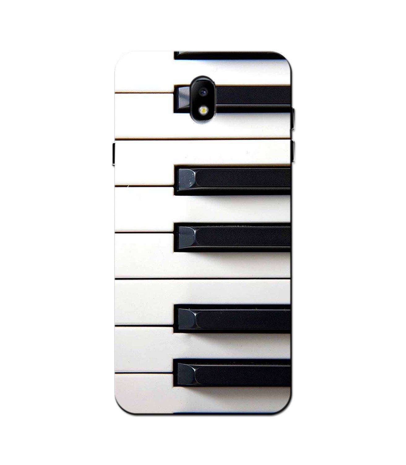 Piano Mobile Back Case for Galaxy J5 Pro  (Design - 387)