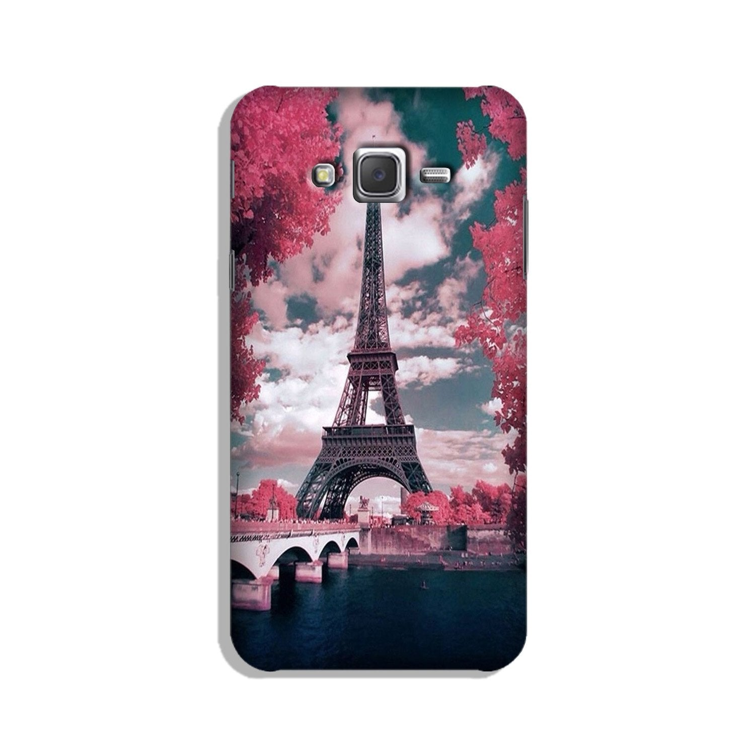 Eiffel Tower Case for Galaxy On7/ On7 Pro  (Design - 101)