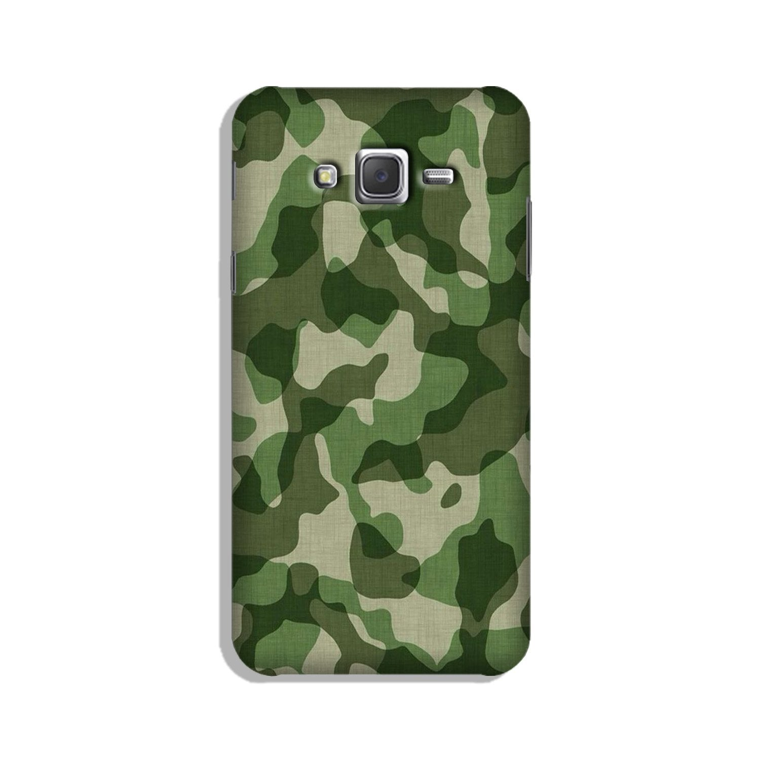 Army Camouflage Case for Galaxy On7/ On7 Pro  (Design - 106)