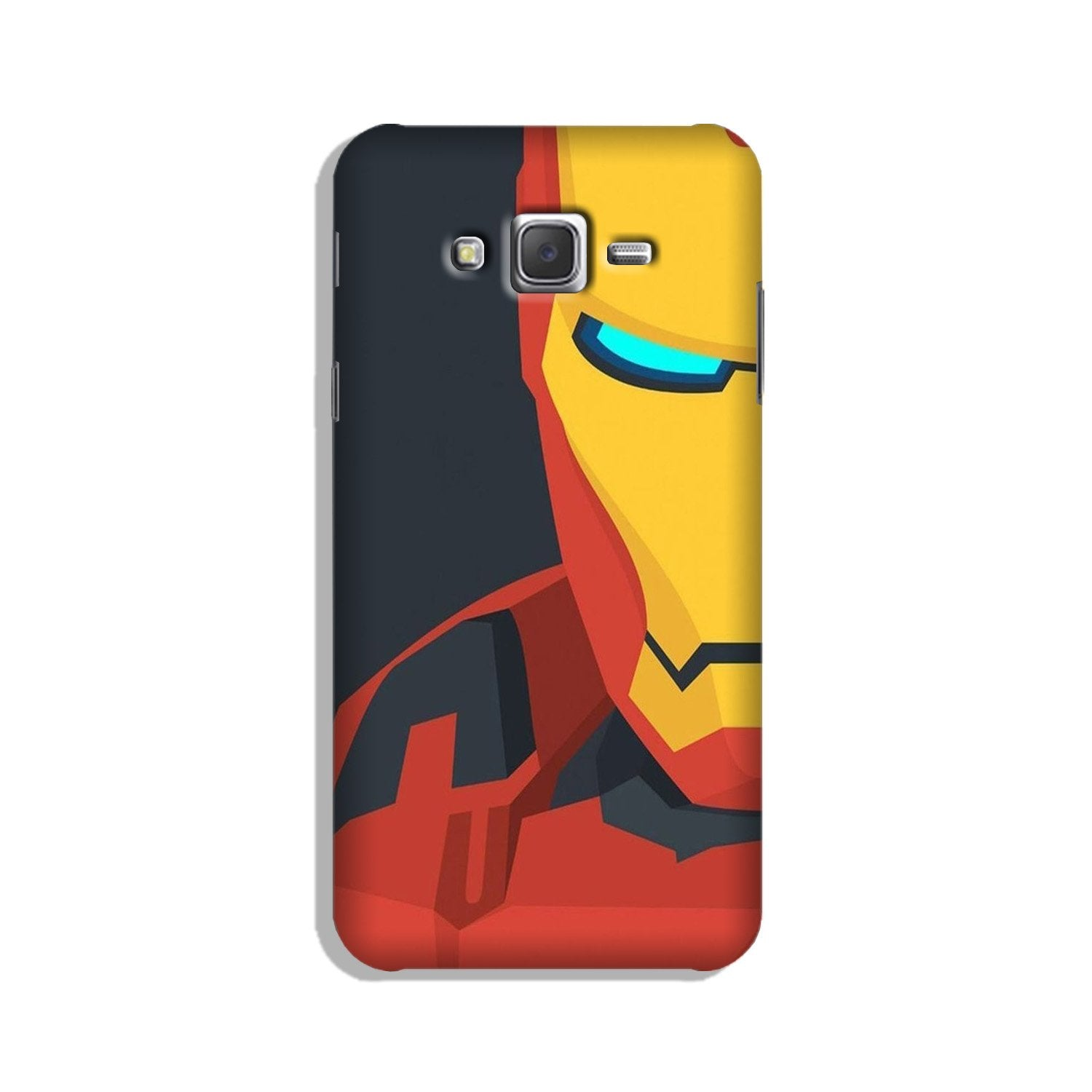 Iron Man Superhero Case for Galaxy On5/ On5 Pro  (Design - 120)