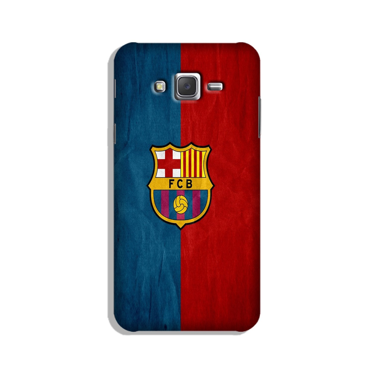 FCB Football Case for Galaxy On5/ On5 Pro  (Design - 123)