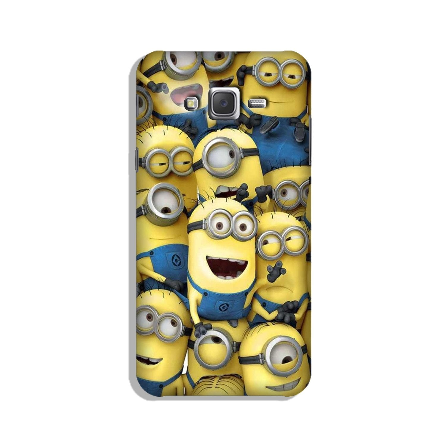 Minions Case for Galaxy On5/ On5 Pro  (Design - 127)