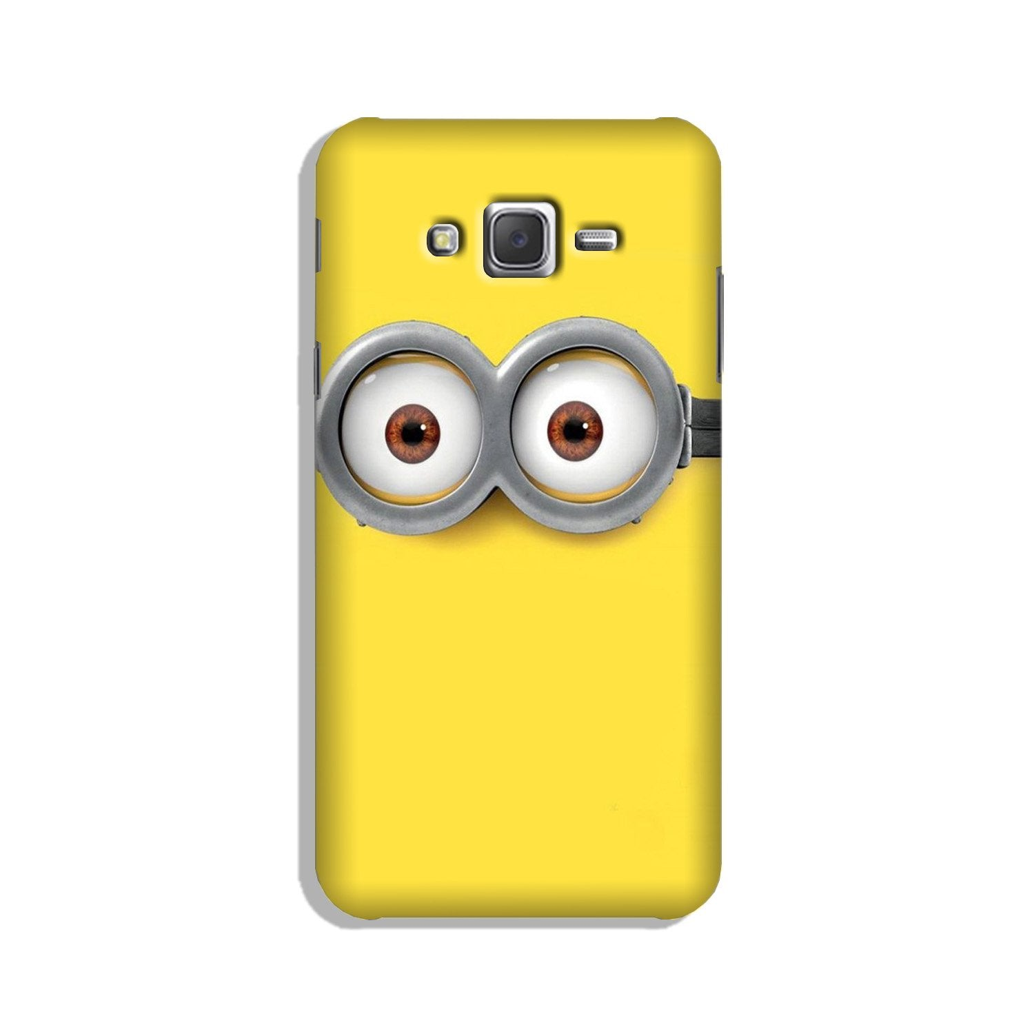 Minions Case for Galaxy On7/ On7 Pro  (Design - 128)